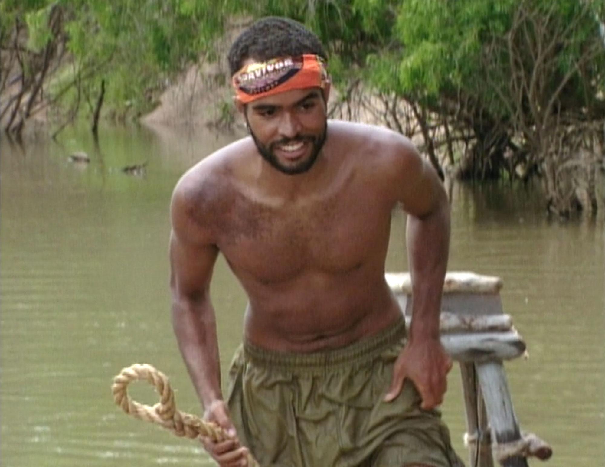 Nick Brown Survivor: Australian Outback – season 2