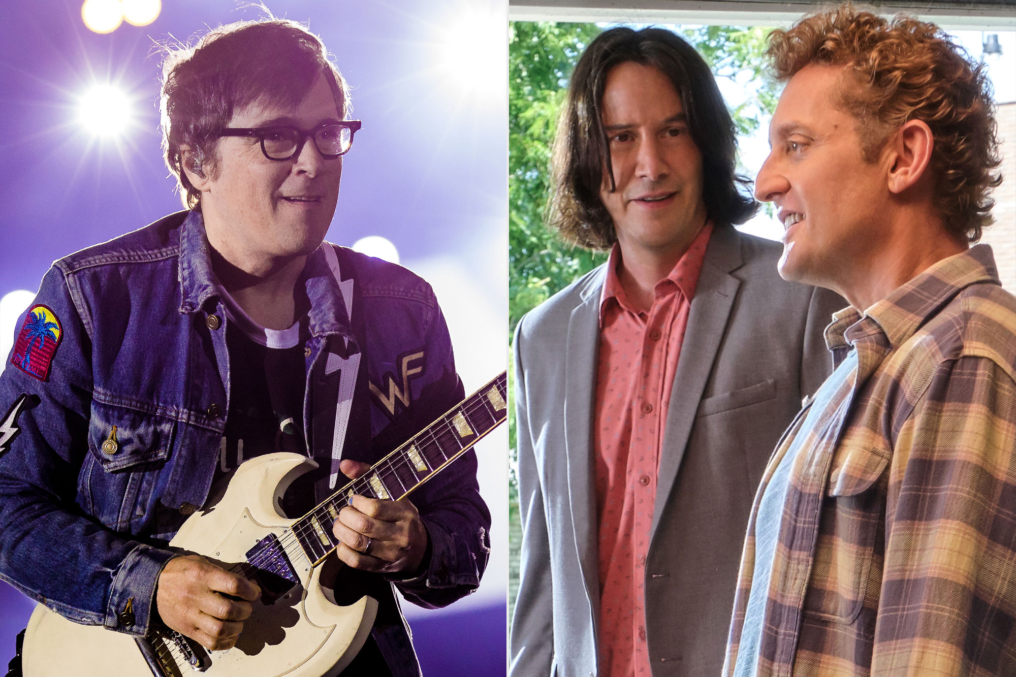 Weezer; Bill and Ted Face the Music