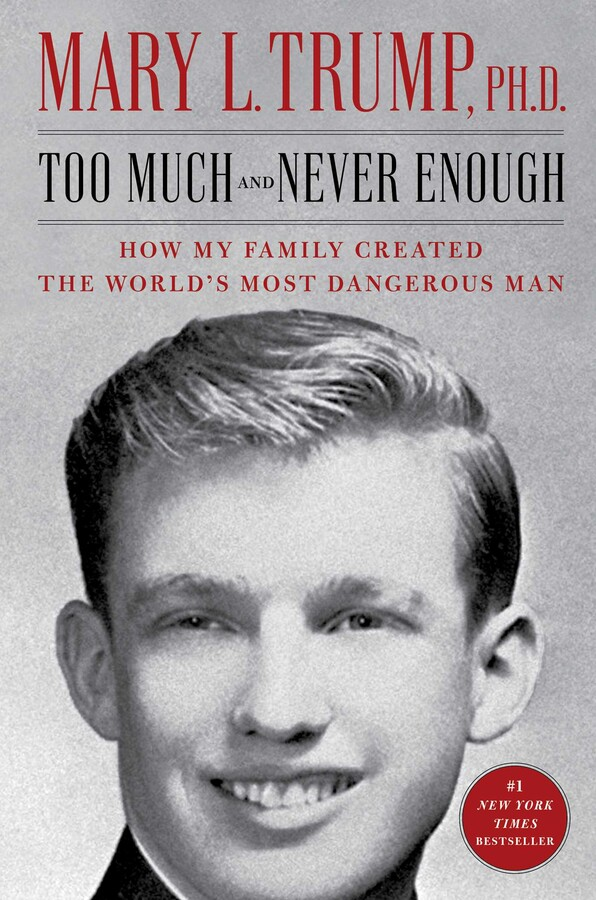 Too Much and Never Enough: How My Family Created the World's Most Dangerous Man by Mary Trump