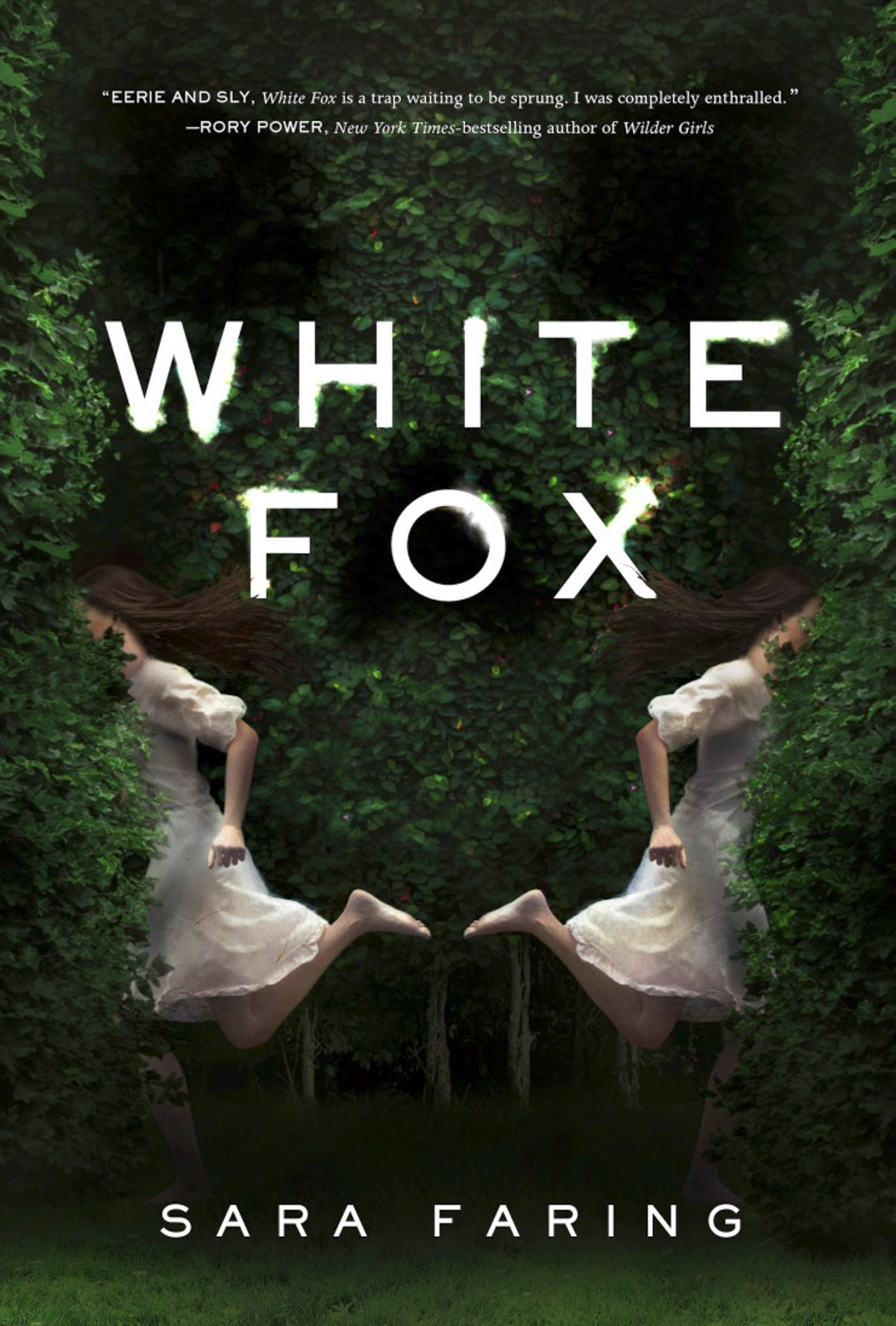 White Fox by Sara Faring