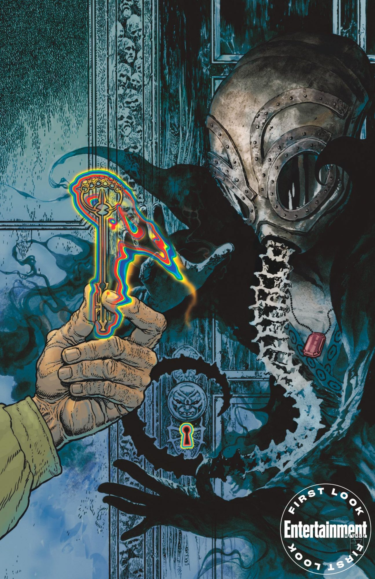 The Sandman Universe: Locke and Key