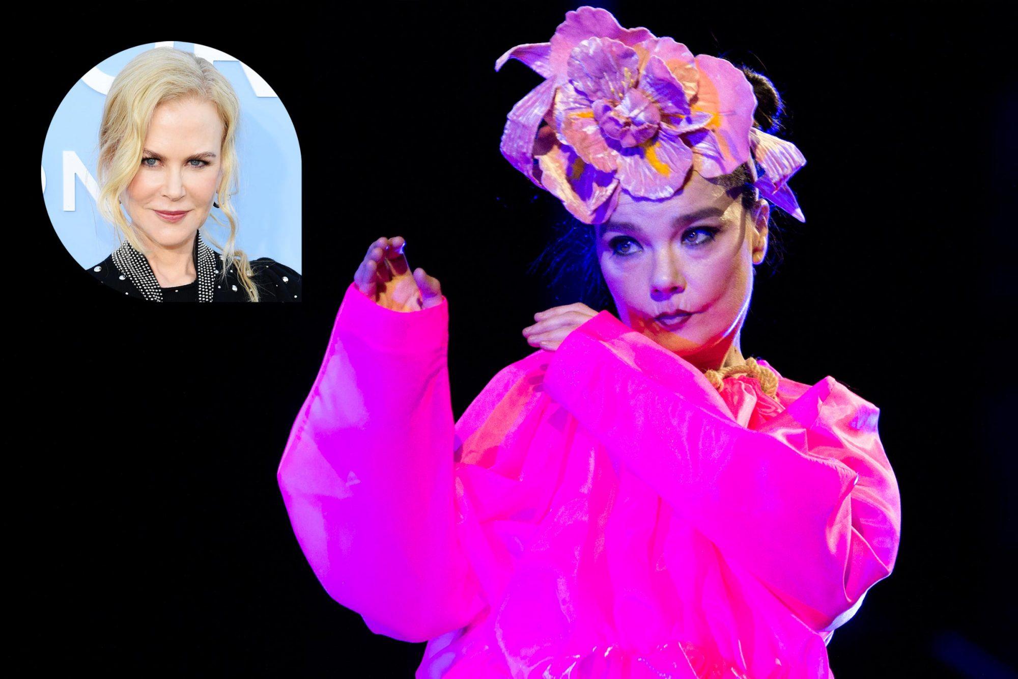 Bjorl; Nicole Kidman