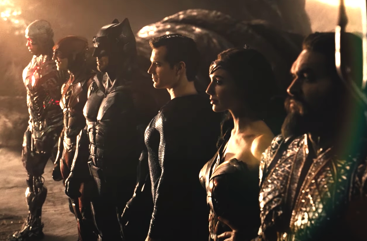 Snyder Cut of 'Justice League'