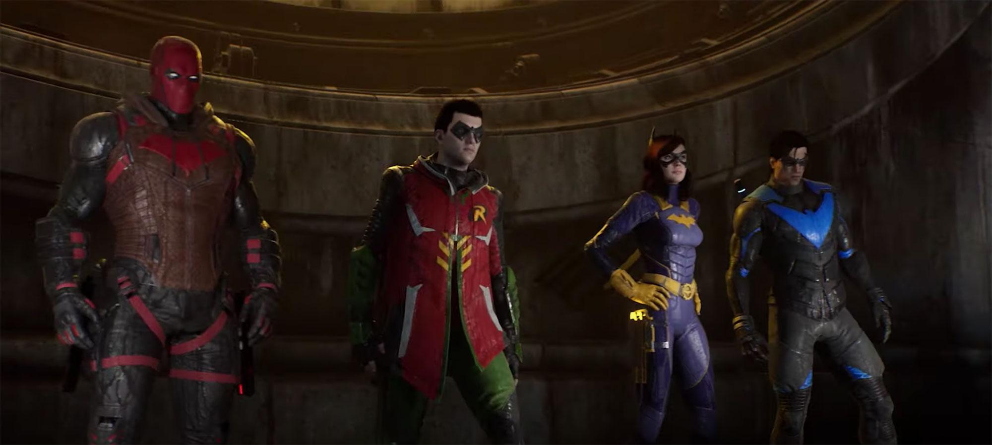 Gotham Knights (screenshot)