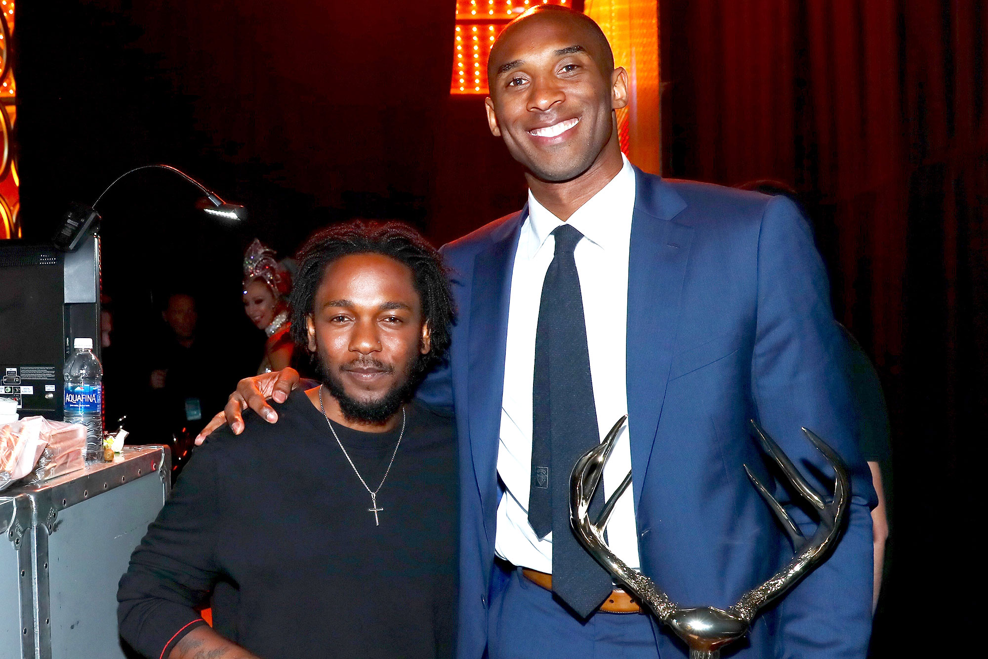 Kendrick Lamar, Kobe Bryant