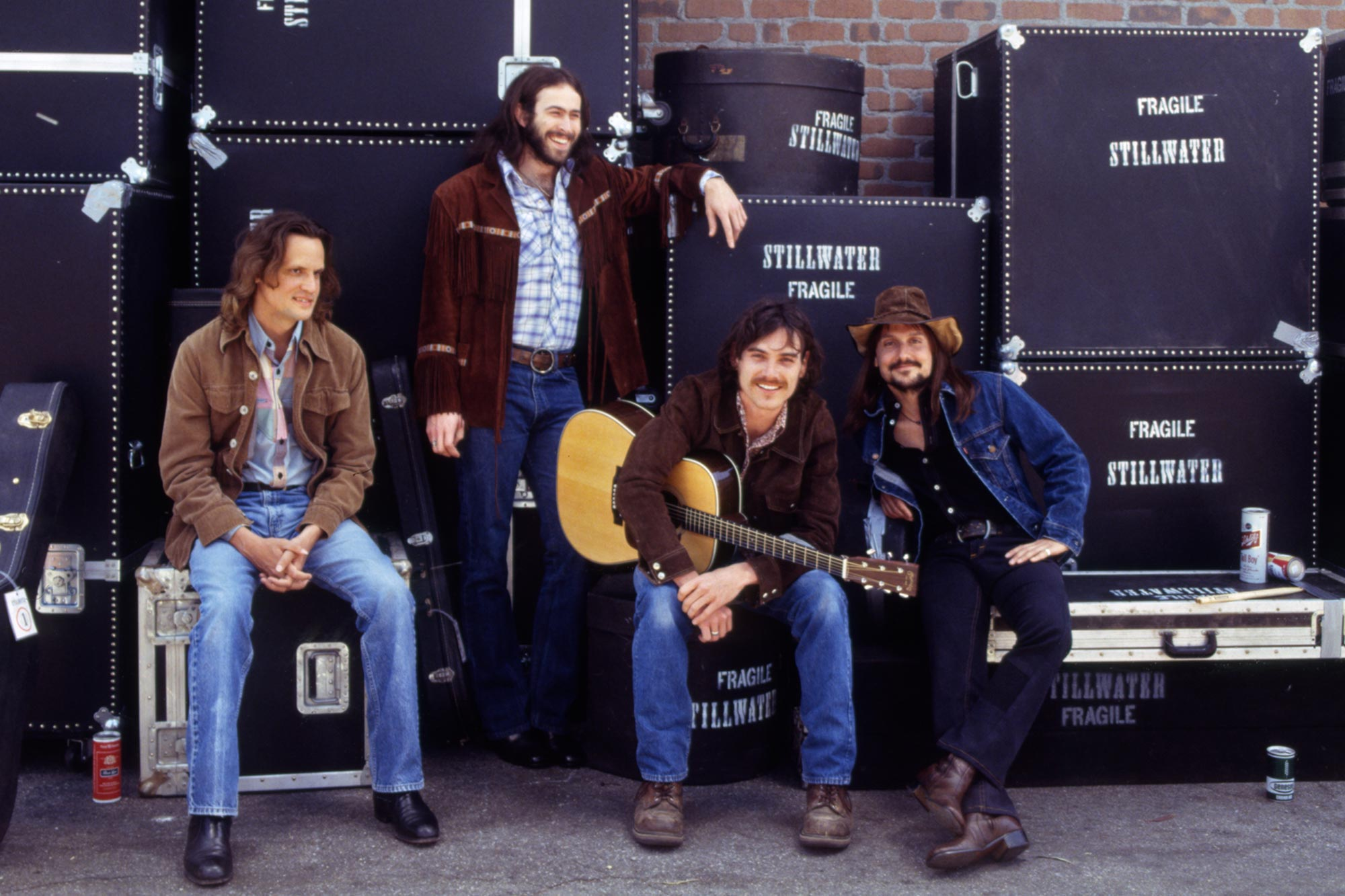 Almost Famous- the band