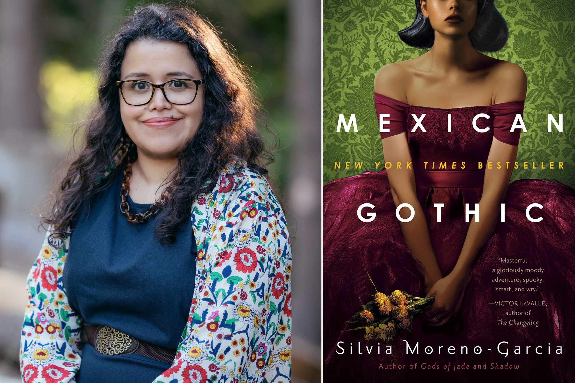 Silvia Moreno-Garcia, Mexican Gothic