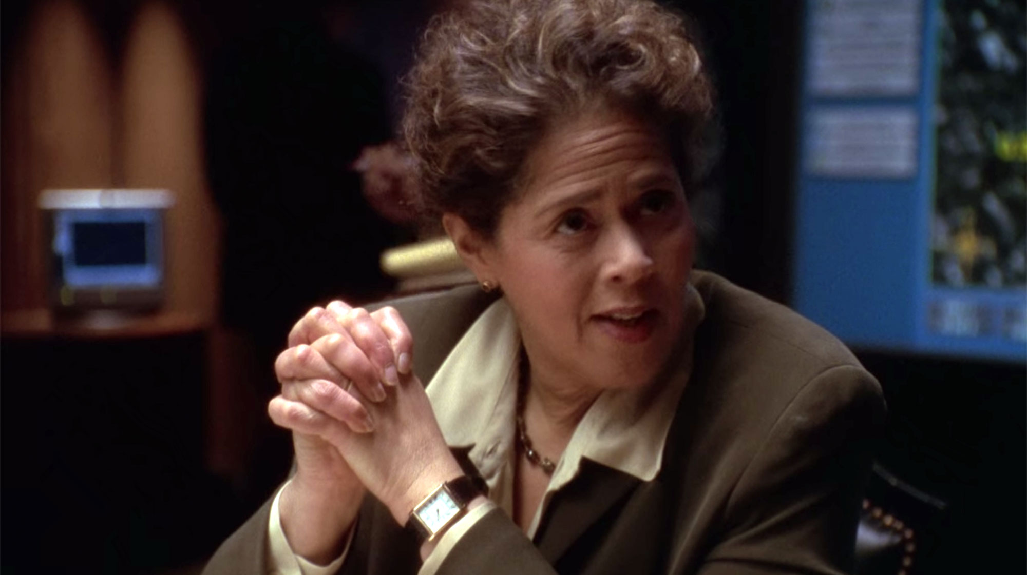 Anna Deavere Smith on The West Wing