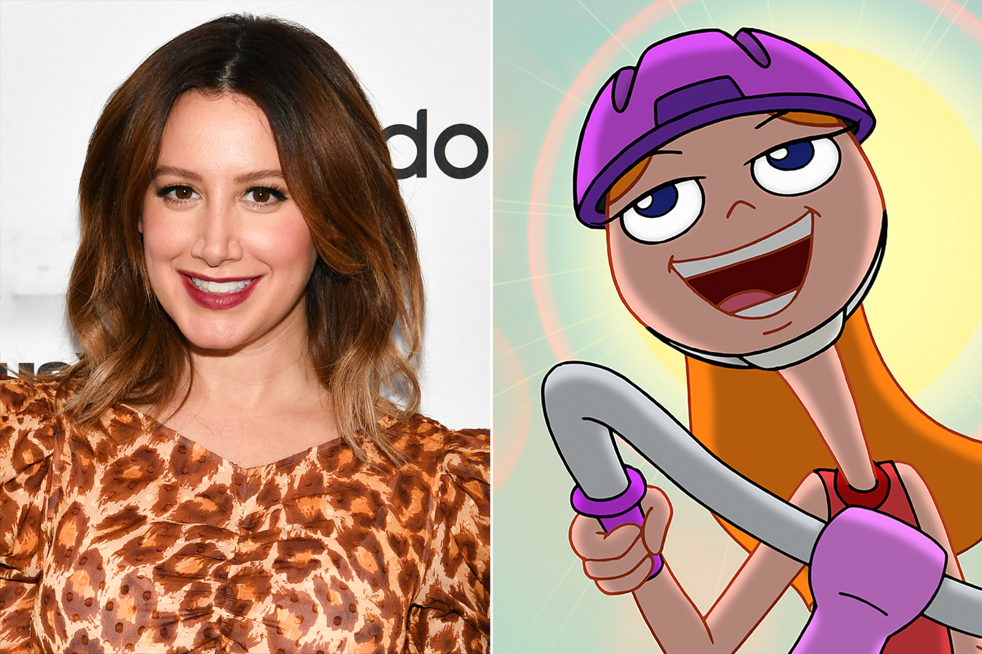 Ashley Tisdale, Phineas and Ferb