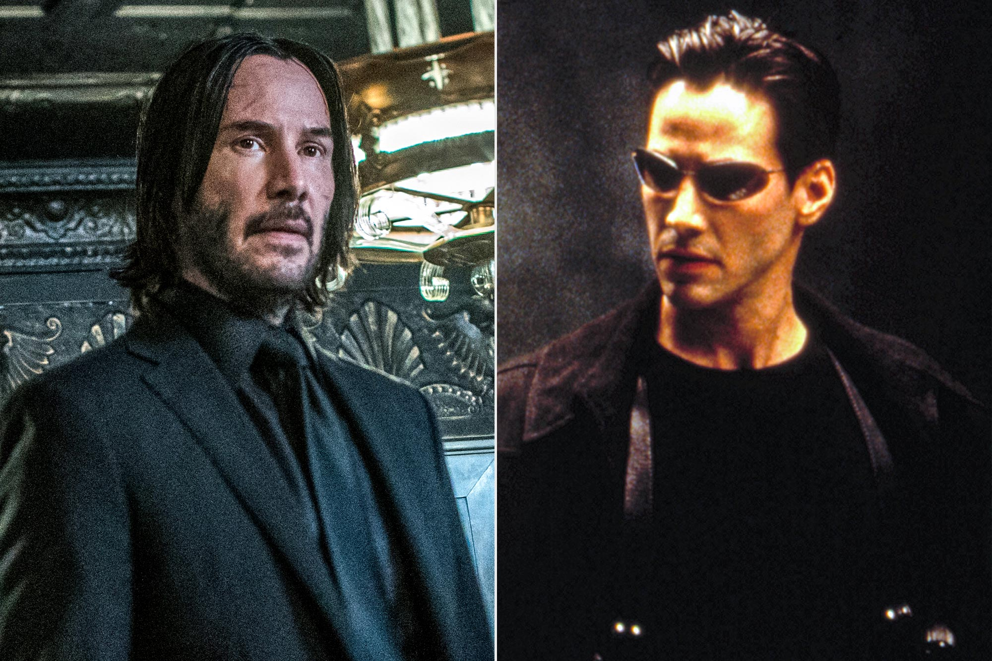 John Wick, The Matrix