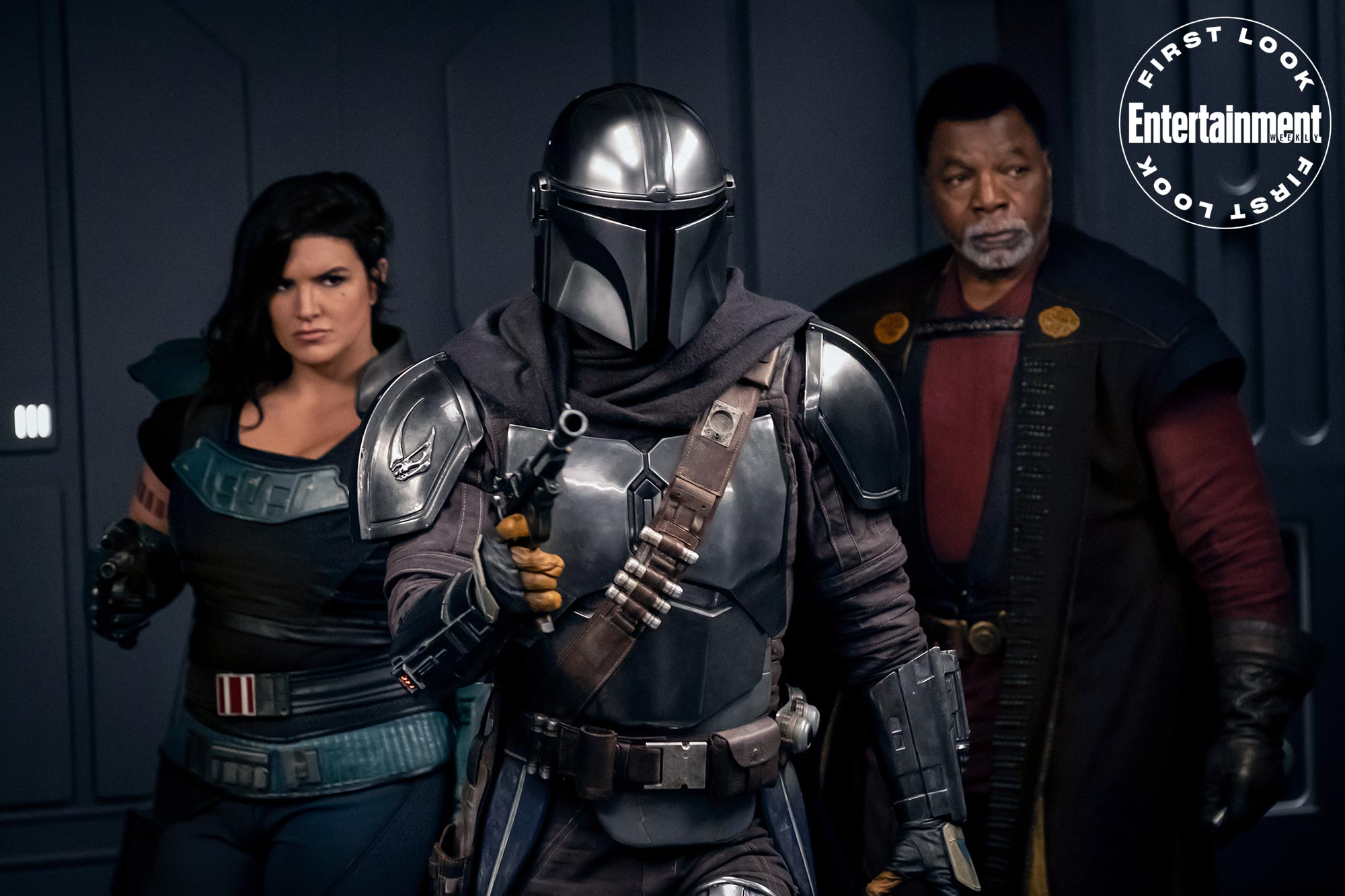 The Mandalorian Exclusive First Look At Season 2 Ew Com