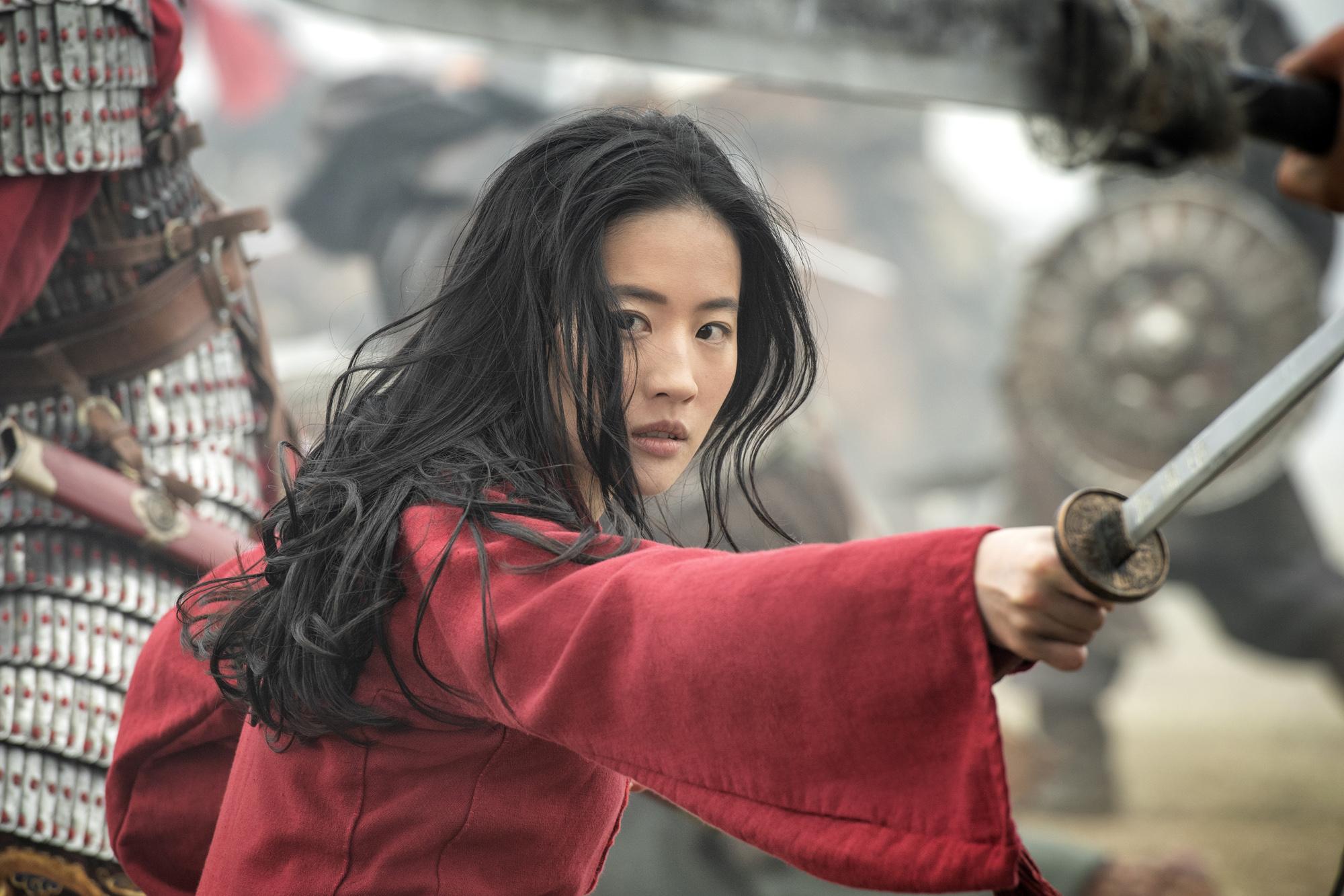 Disney's MULAN Yifei Liu