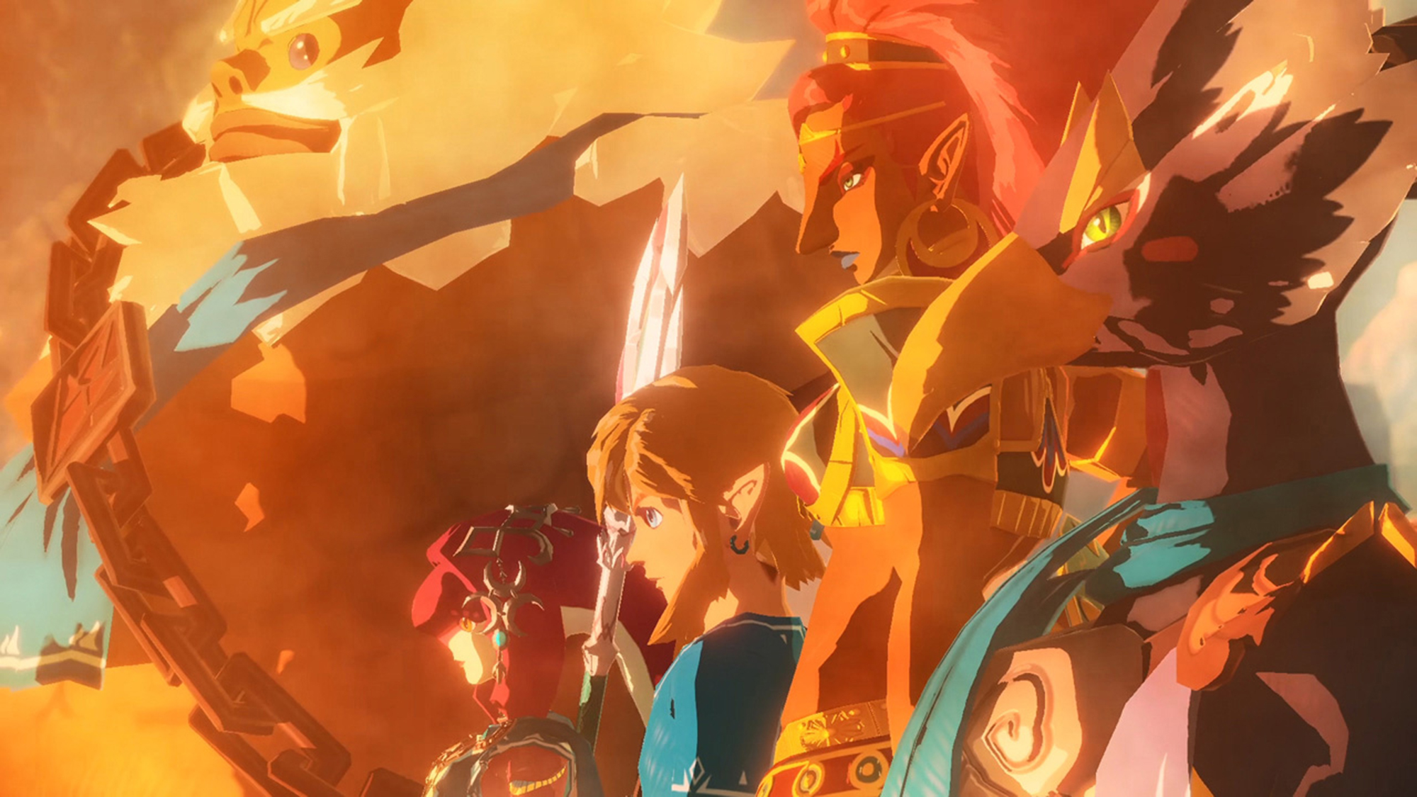 The Legend of Zelda: The Hyrule Warriors: Age of Calamity