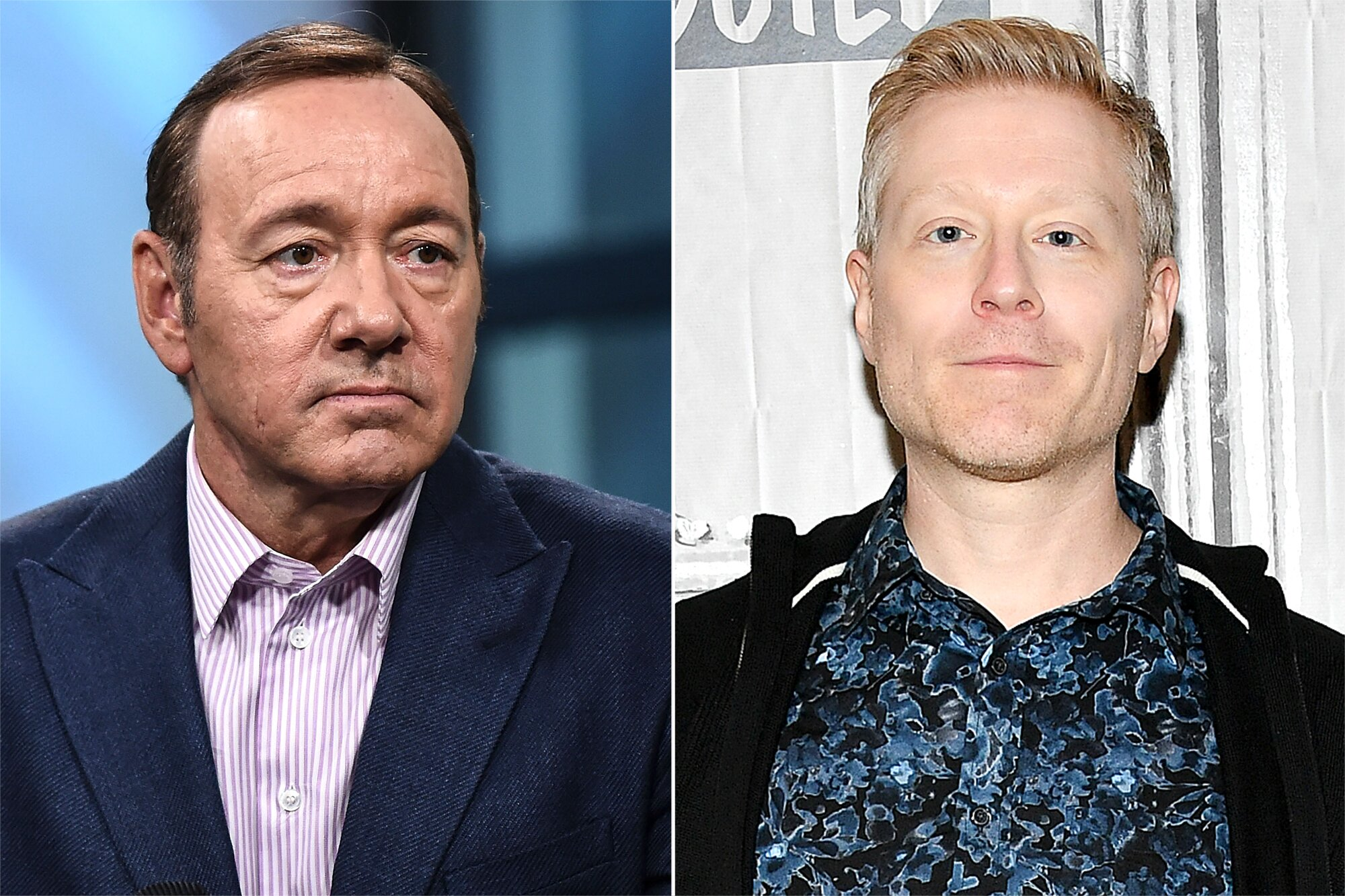 Anthony Rapp and another man sue Kevin Spacey for alleged sexual assault in  1980s | EW.com