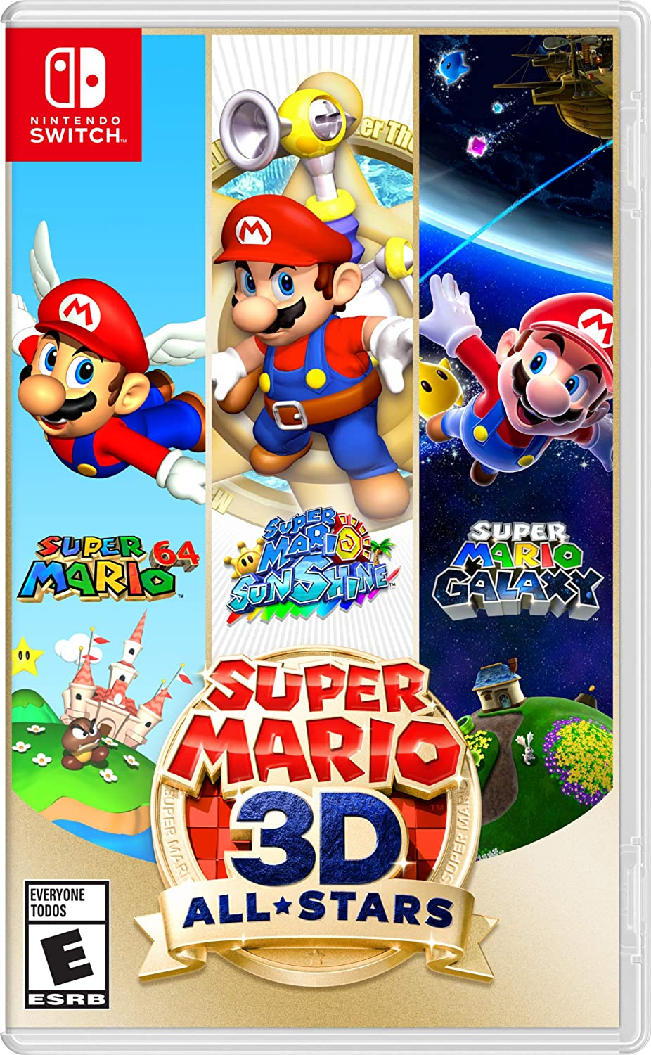Nintendo's Super Mario 35th Anniversary celebration