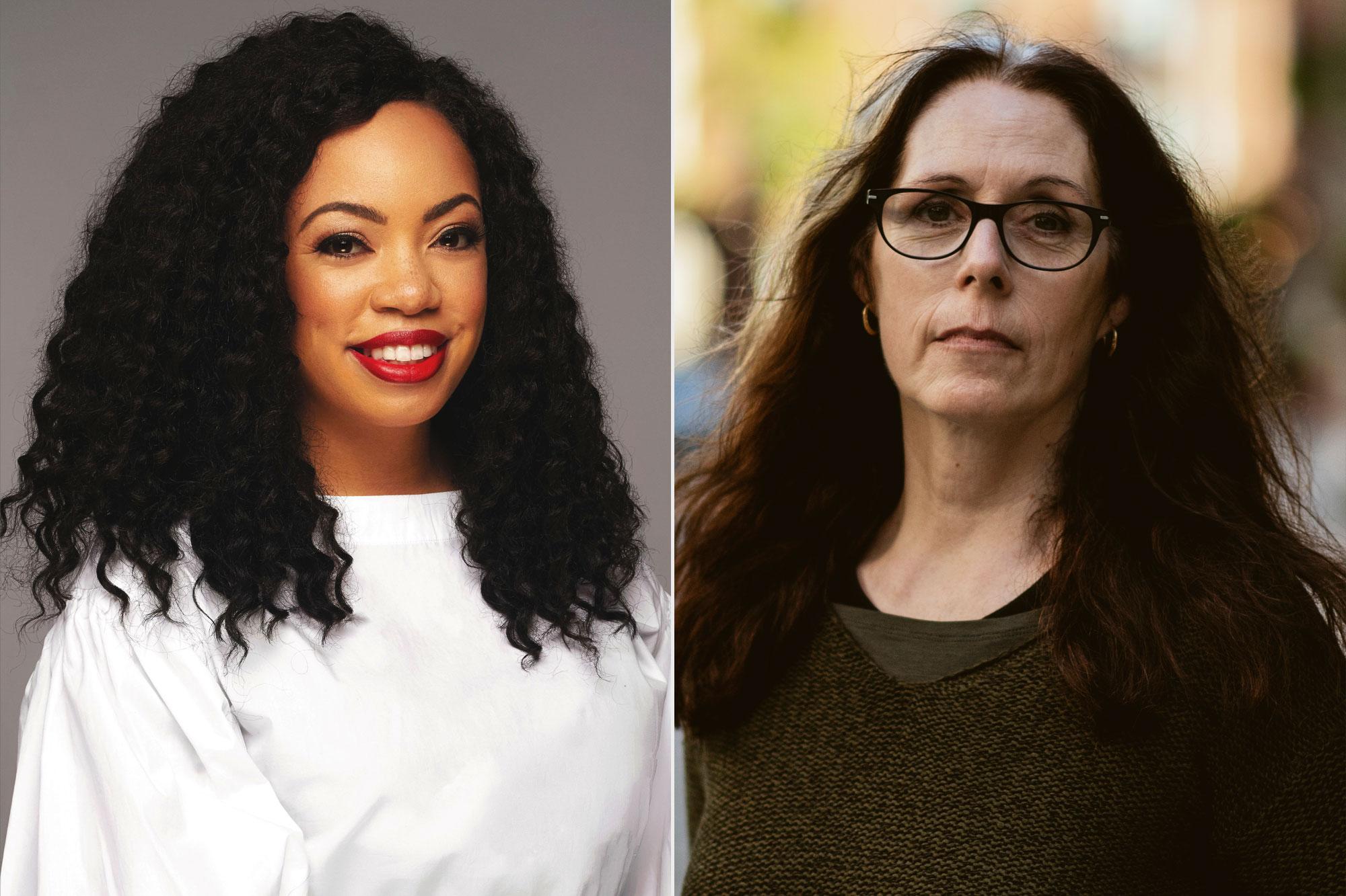 Tiffany D. Jackson; Laurie Halse Anderson