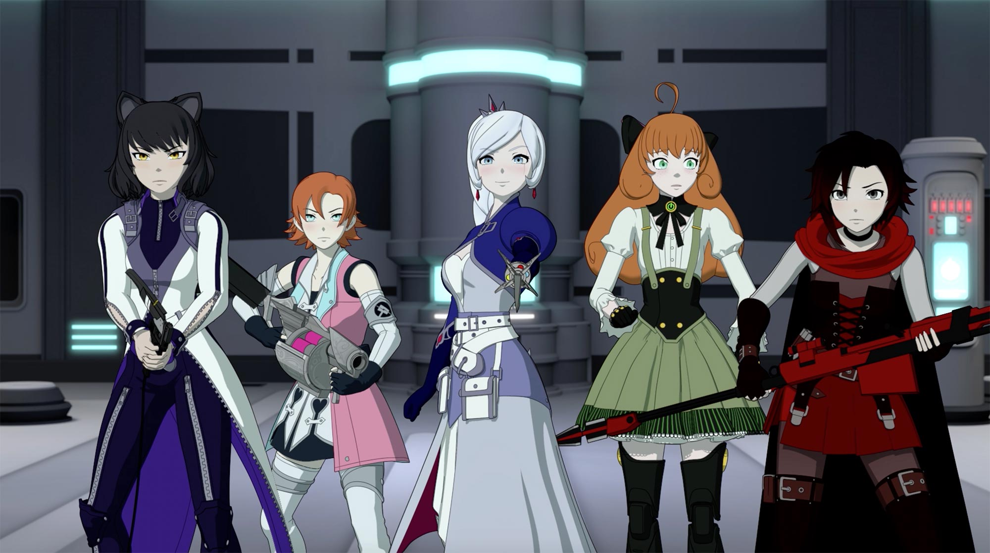 Image result for rwby vol 8