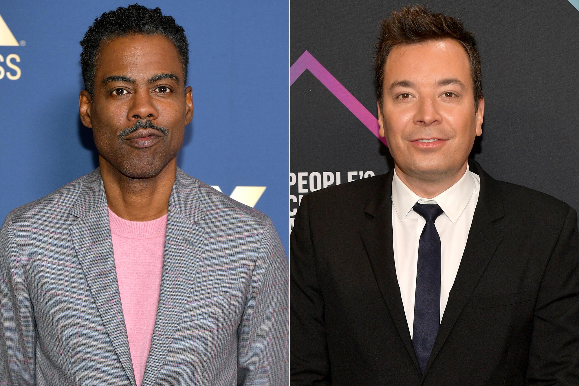 Chris Rock; Jimmy Fallon