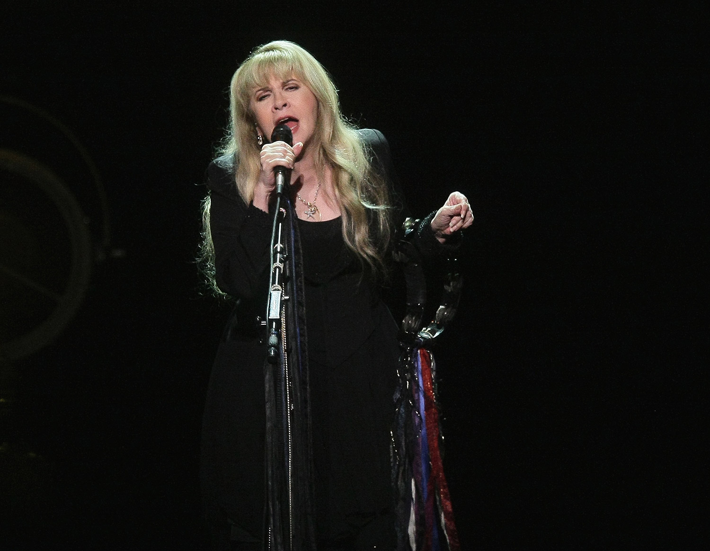Stevie Nicks from her 24 Karat Gold Tour