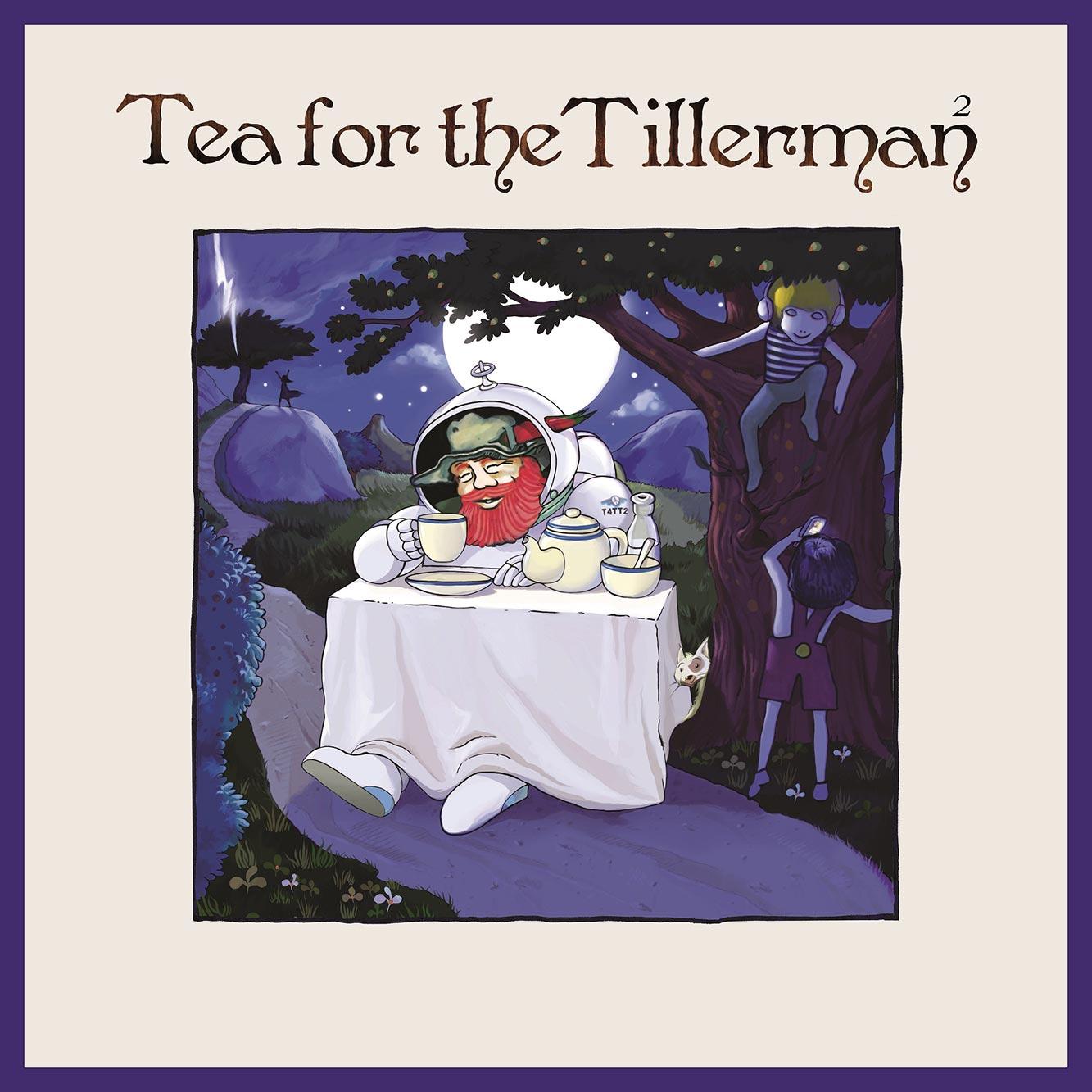 Tea For Tillerman 50th anniversary release