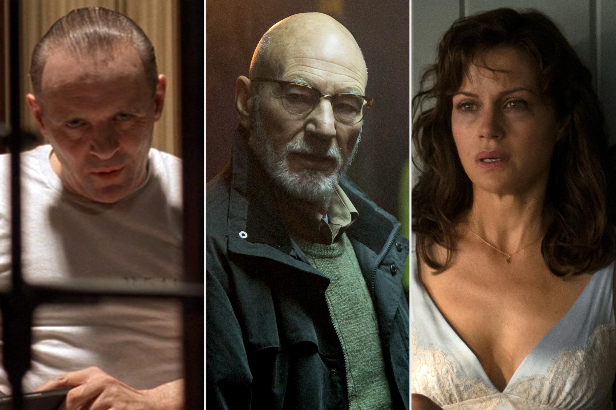 Silence of the Lambs, Green Room, and Gerald's Game