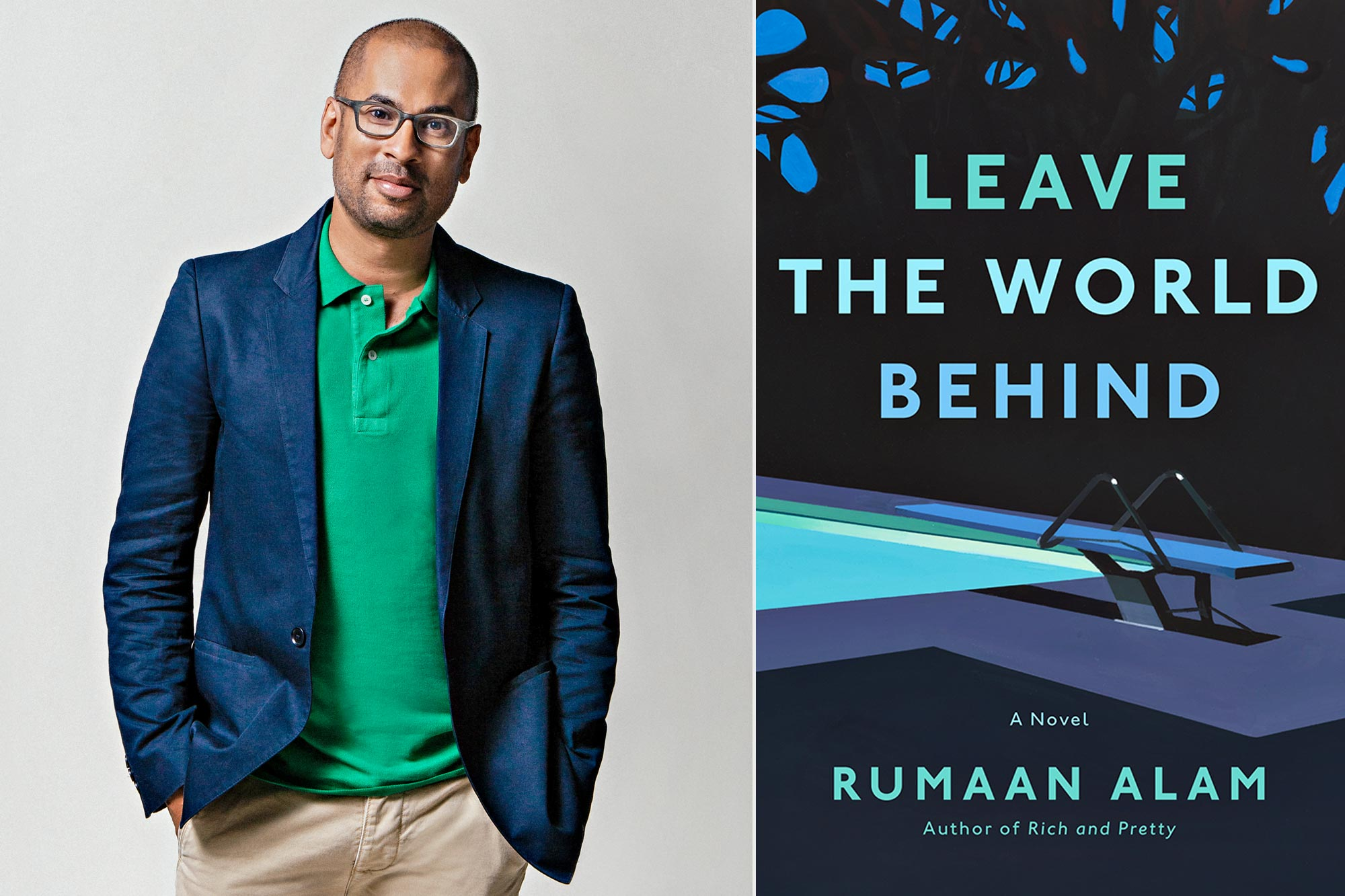 Leave the World Behind by Rumaan Alam
