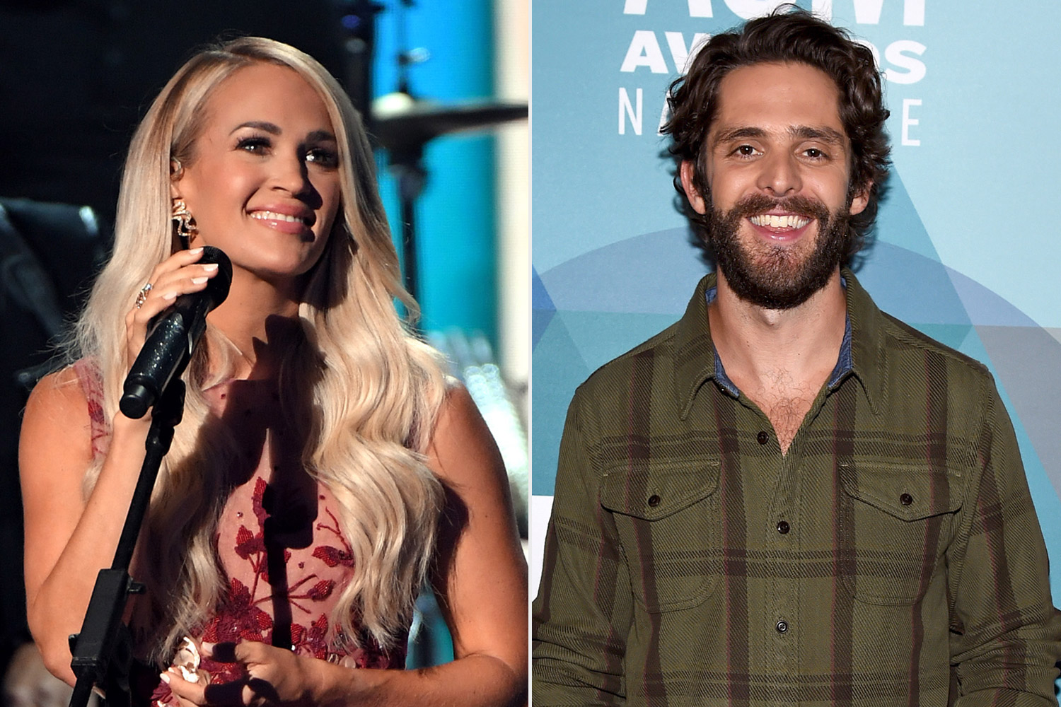 Carrie Underwood, Thomas Rhett