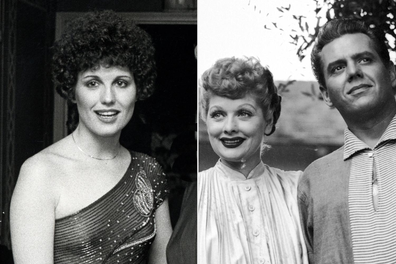Lucie Arnaz; Lucille Ball; Desi Arnaz
