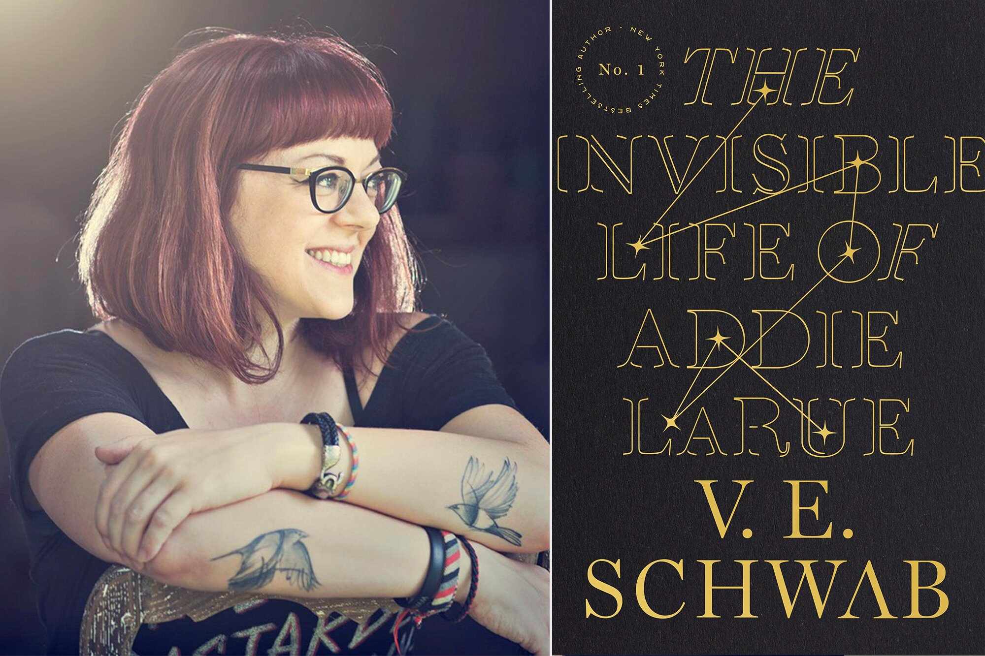 VE Schwab on the defiant joy of The Invisible Life of Addie LaRue | EW.com