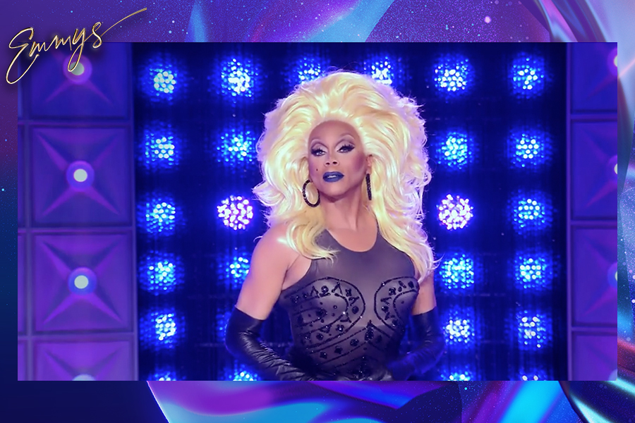 RuPaul breaks record for most Emmy wins for hosting 'RuPaul's Drag Race'