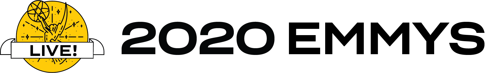 Emmys 2020 Homepage Logo