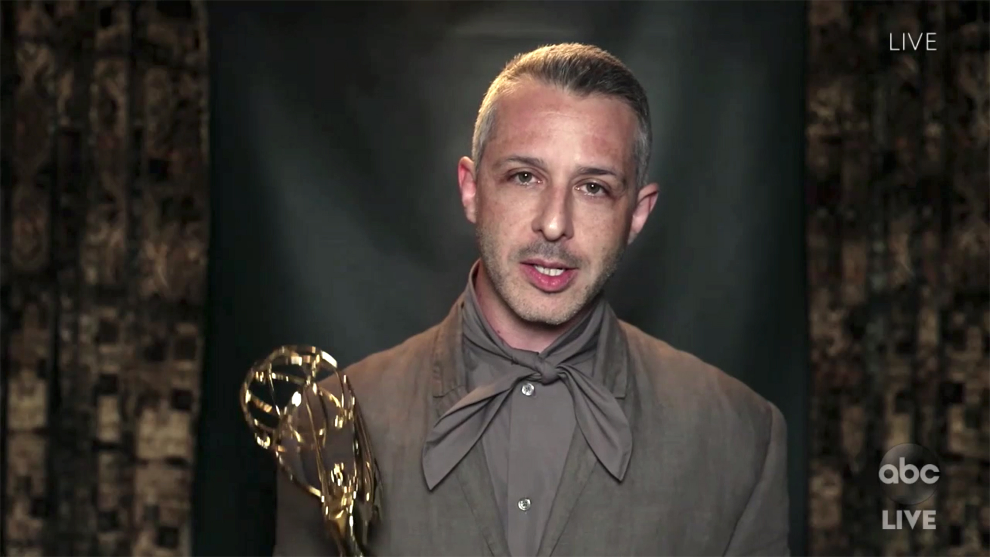 Jeremy Strong Emmy Award