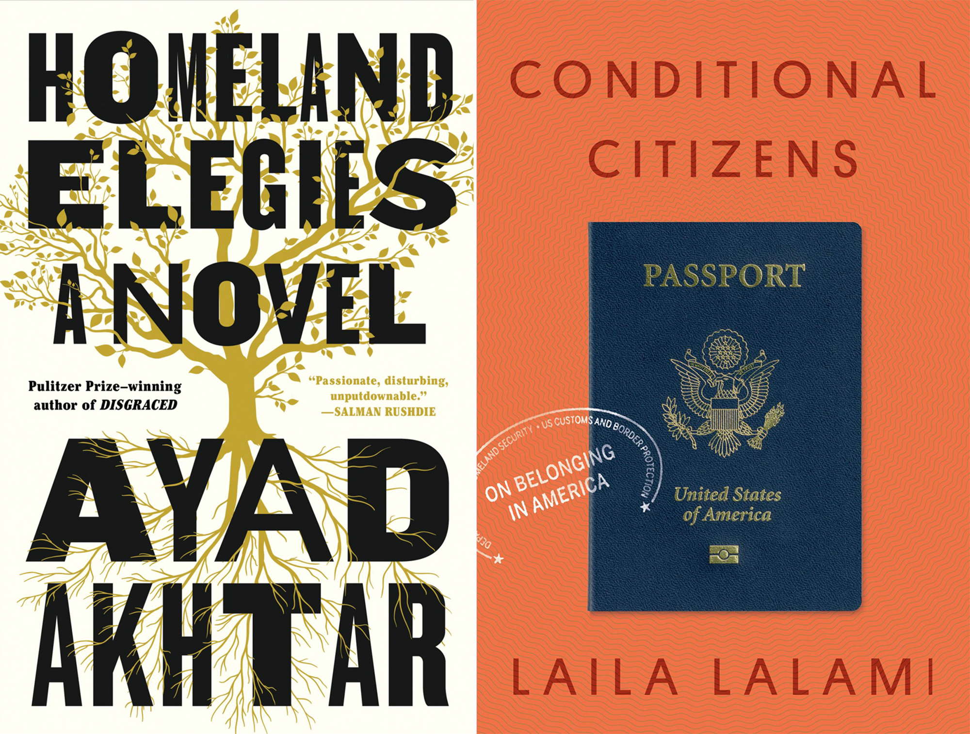Homeland Elegies, Conditional Citizens