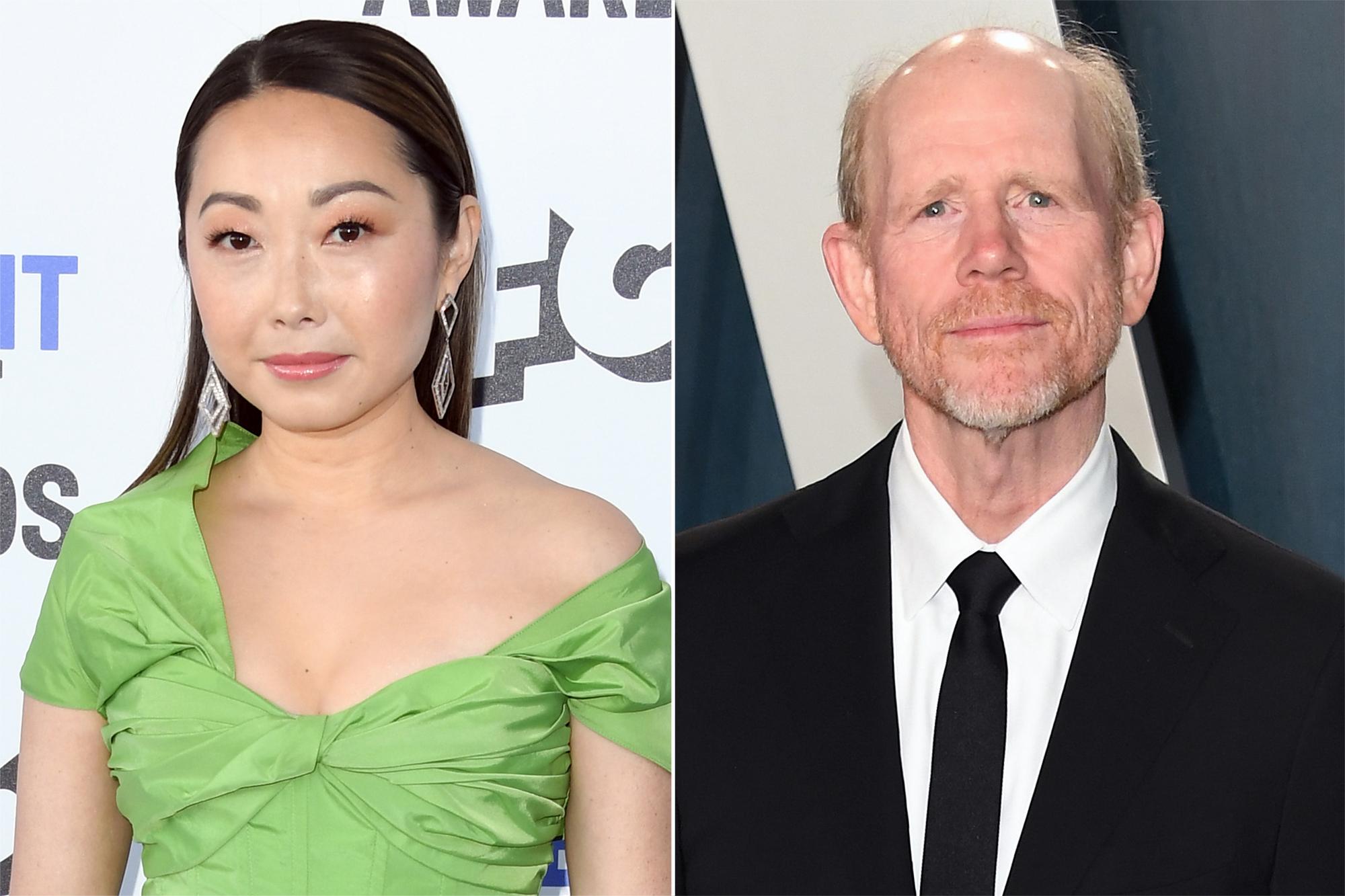 Lulu Wang, Ron Howard