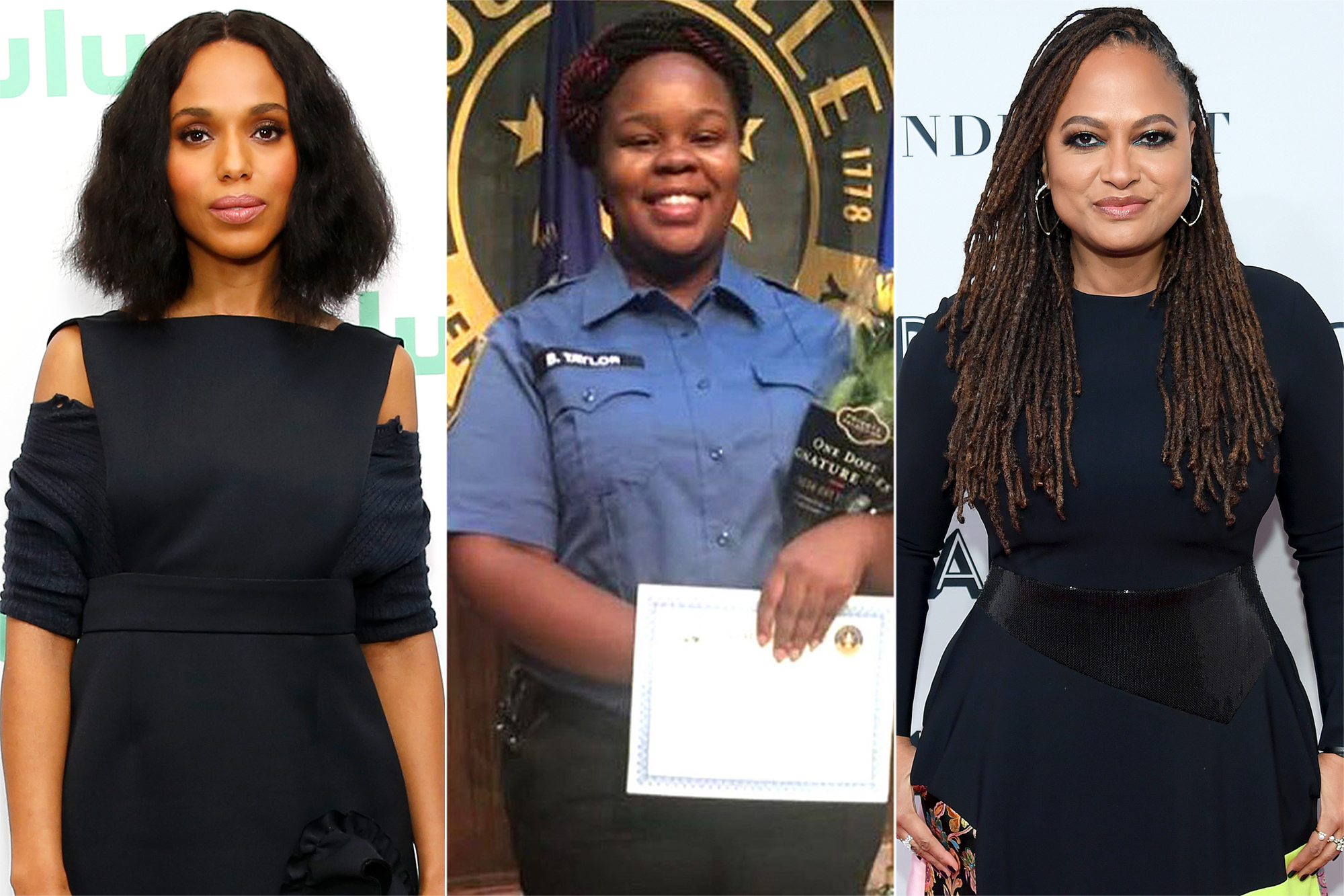 Kerry Washington, Breonna Taylor, Ava DuVernay