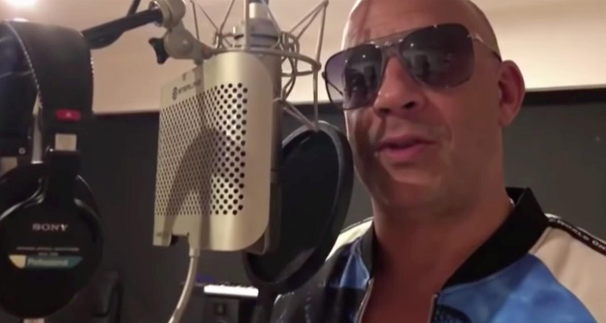 Let Vin Diesel Host Snl And Be The Musical Guest Ew Com