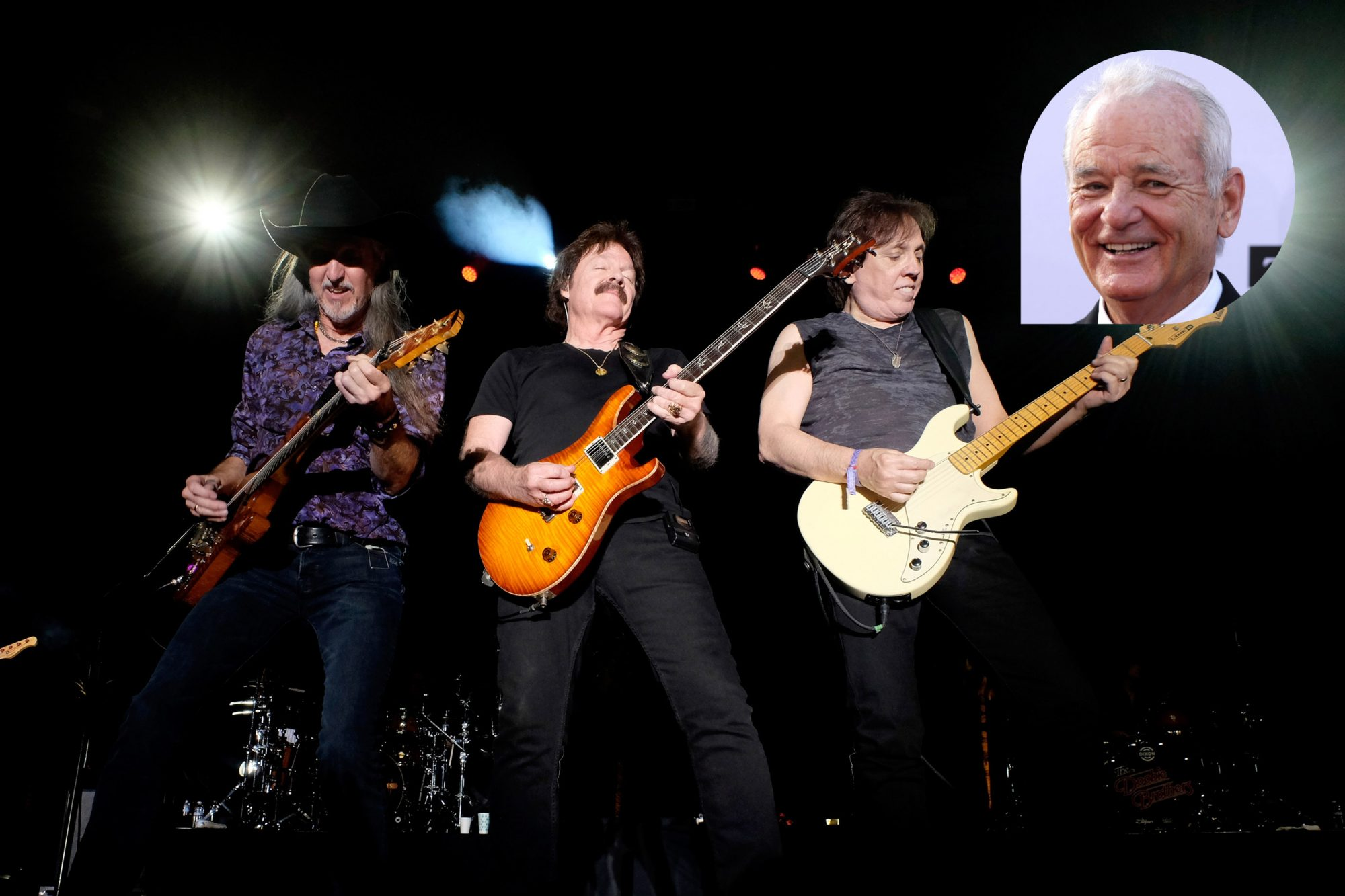 doobie bros., Bill Murray