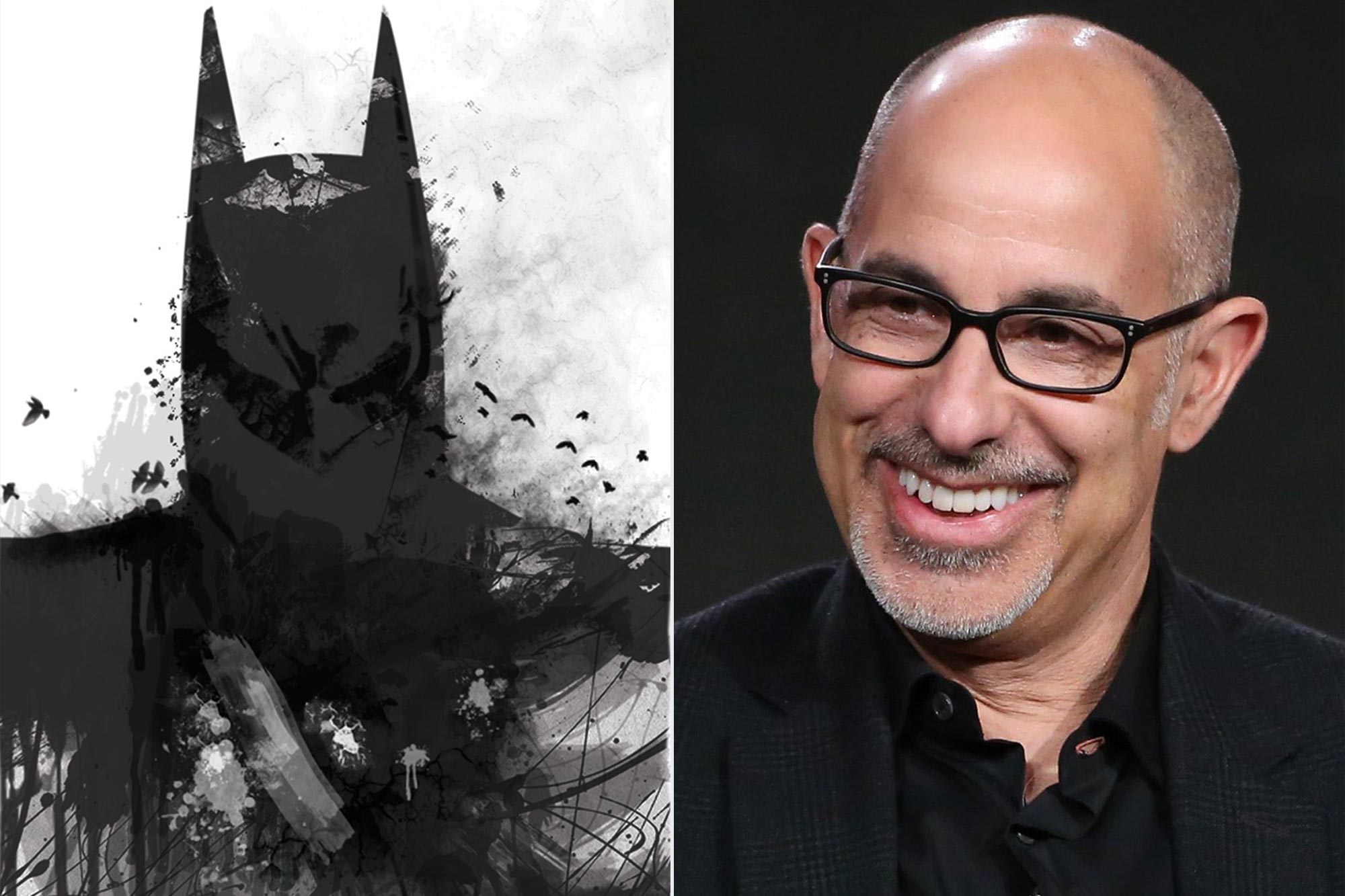 Batman podcast; David S. Goyer