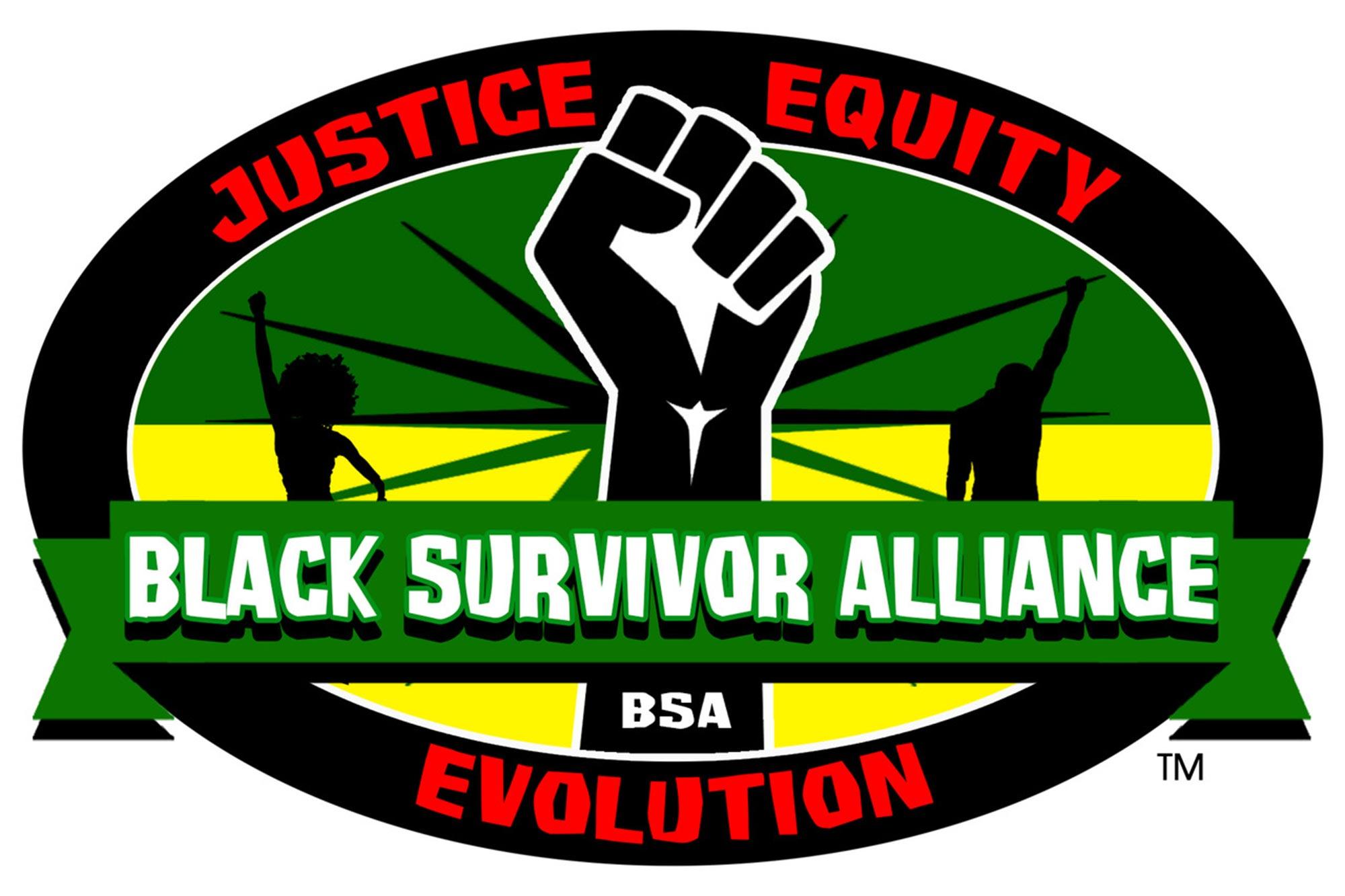 Black Survivor Alliance artwork