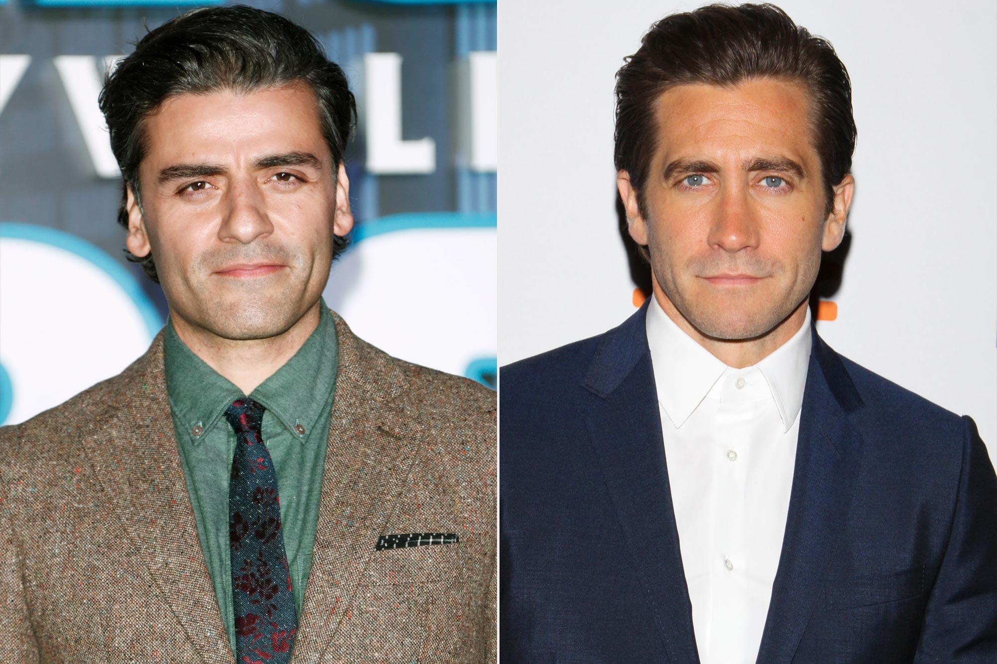 Oscar Isaac; Jake Gyllenhaal