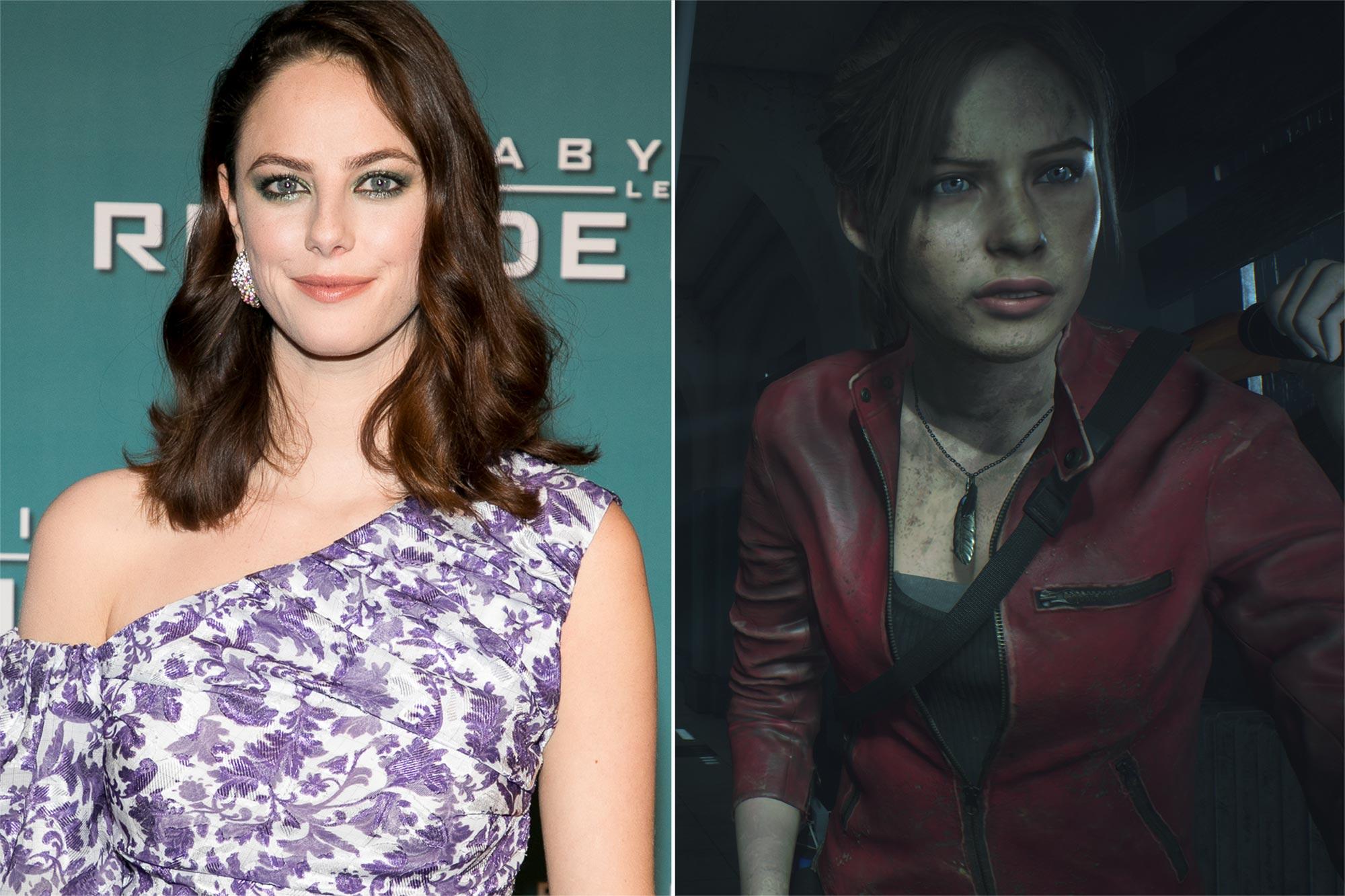Resident Evil Movie Reboot Casts Kaya Scodelario Robbie Amell Ew Com