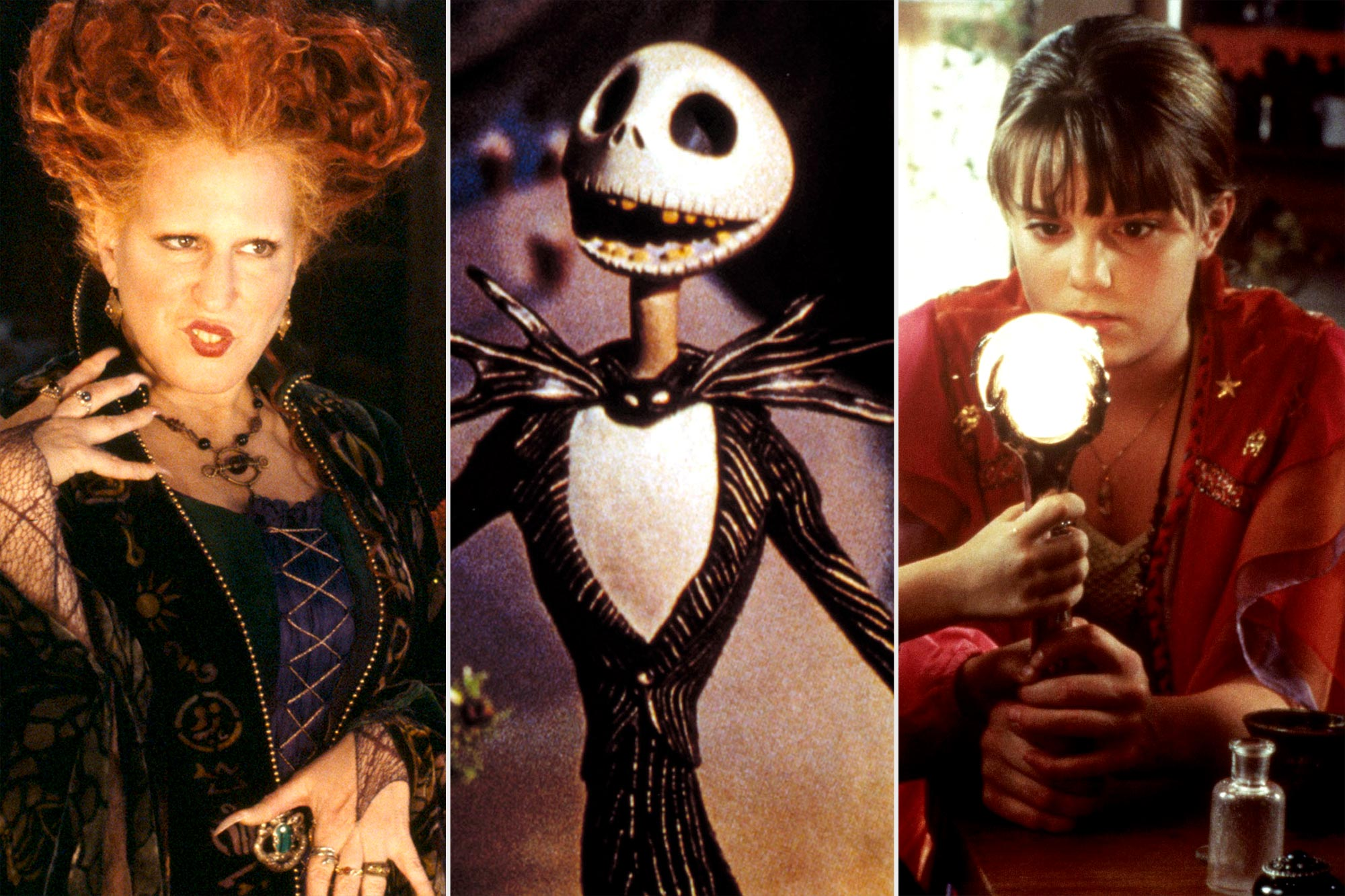 Family-friendly Halloween films
