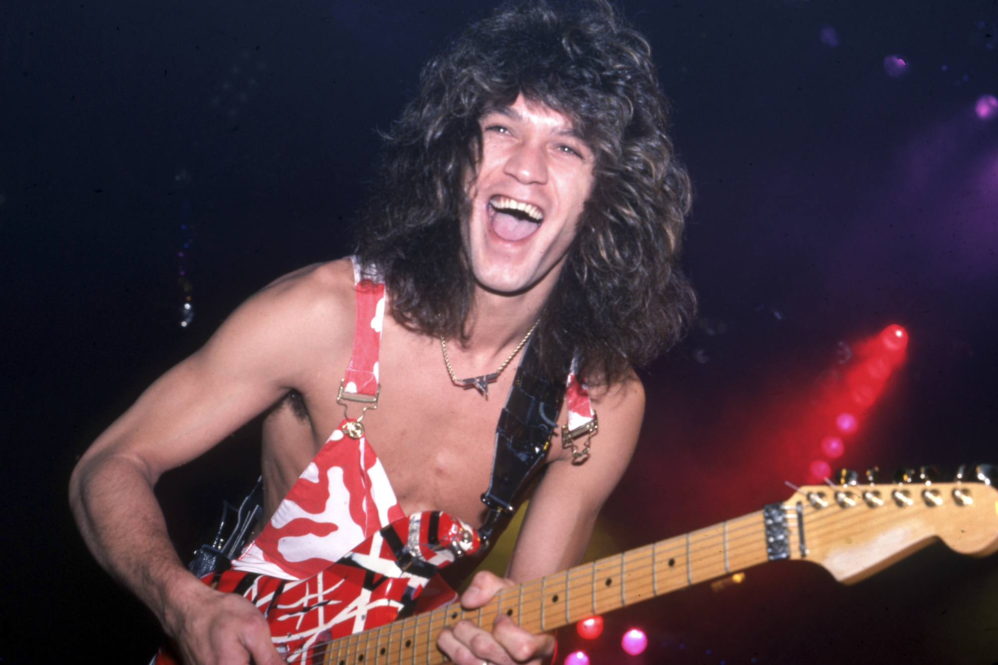 Why Eddie Van Halen was one of rock's best guitarists | EW.com