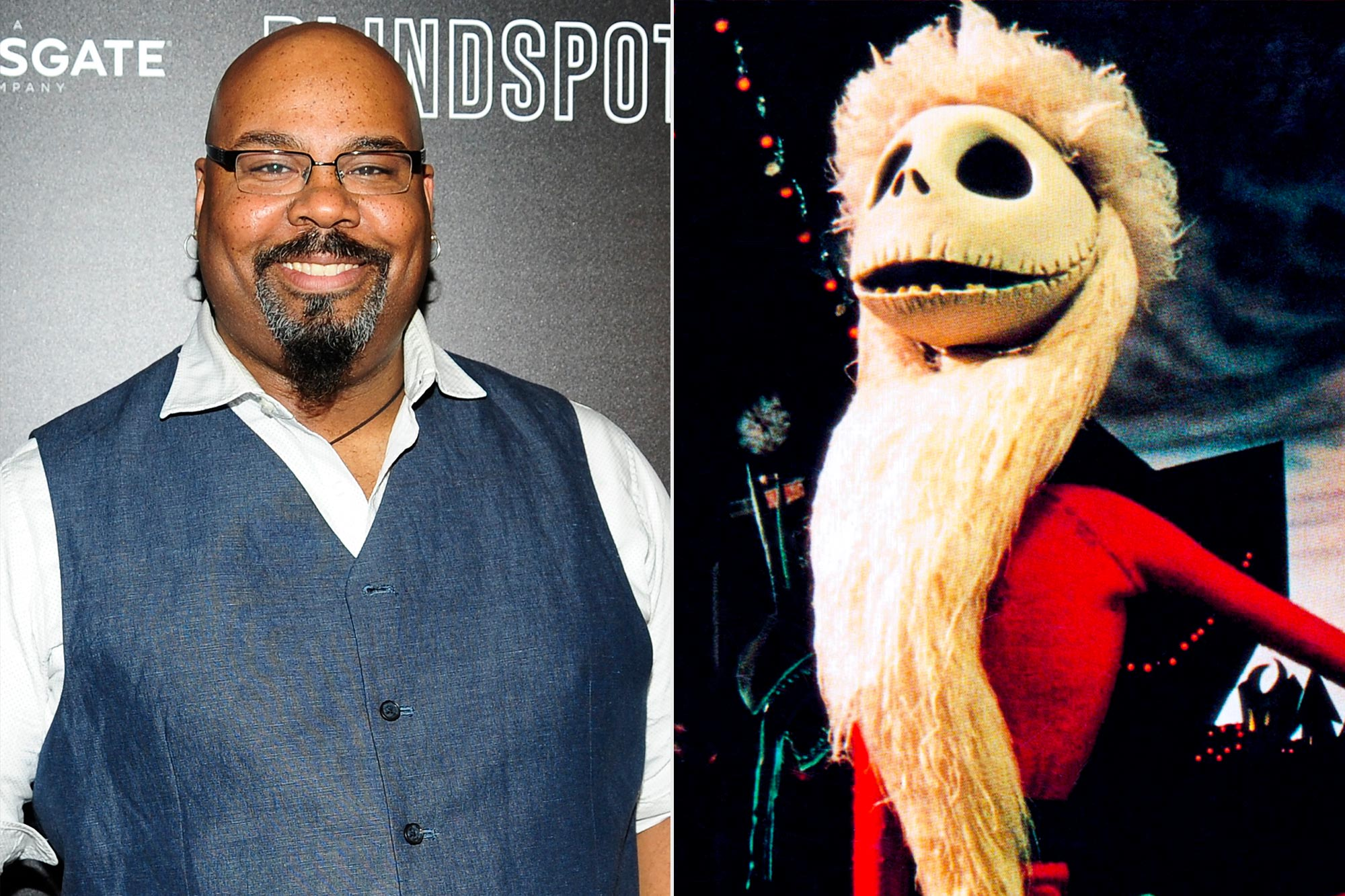 James Monroe Iglehart; THE NIGHTMARE BEFORE CHRISTMAS