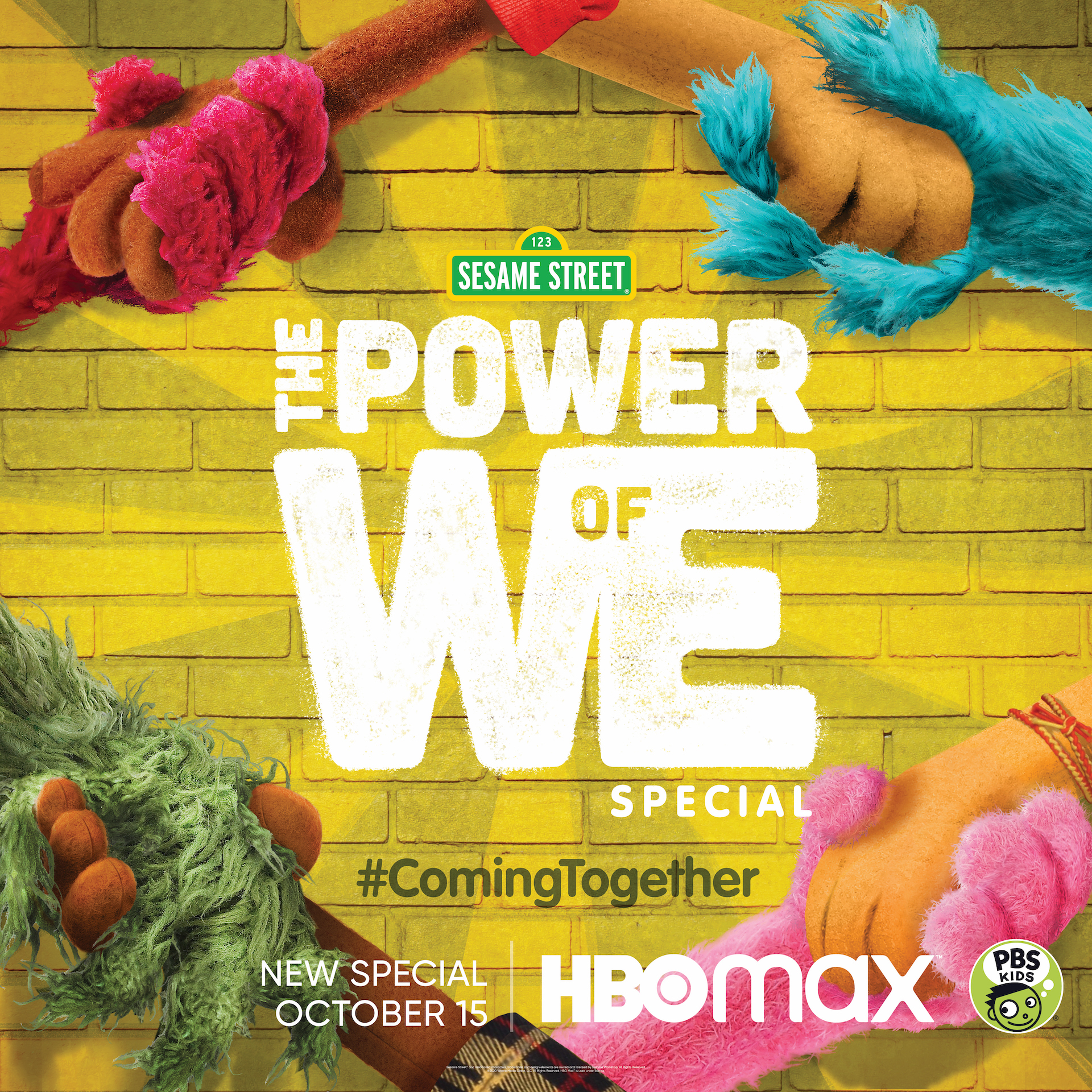 Sesame Workshop - The Power of We