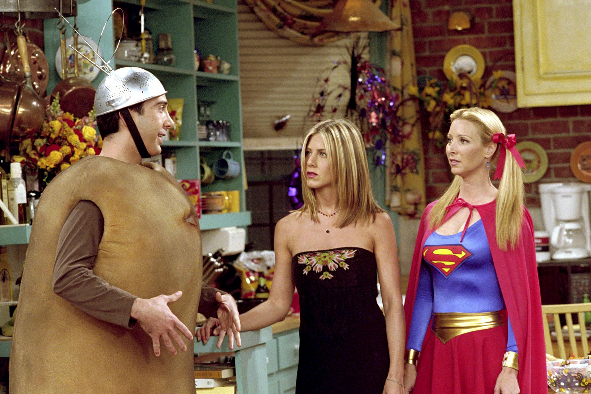 "Friends, ""The One with the Halloween Party"""