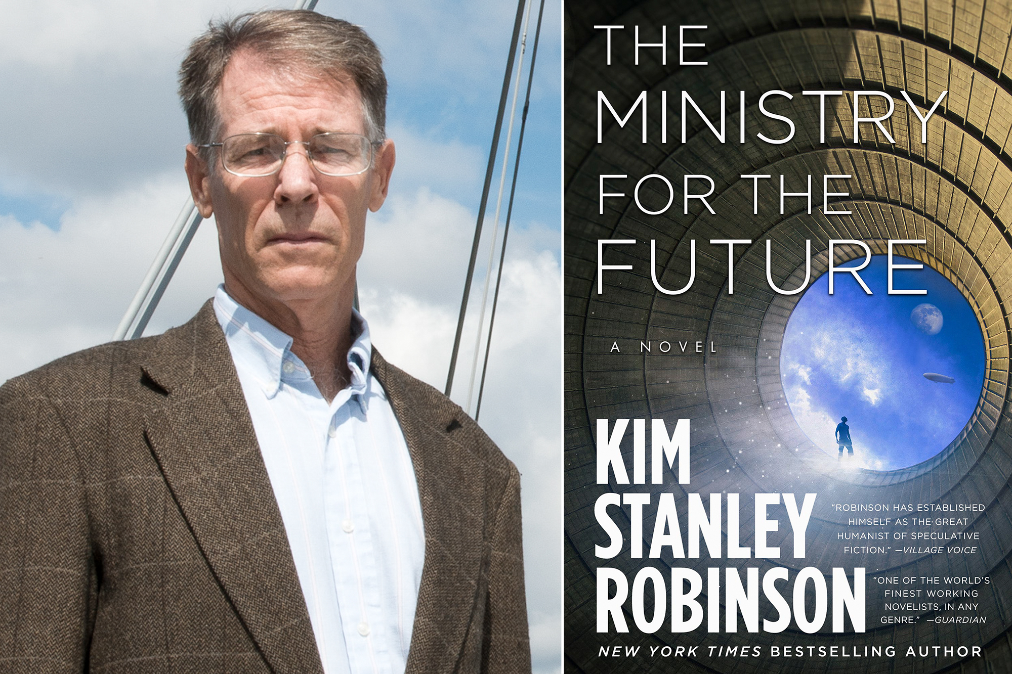 Kim Stanley Robinson, The Ministry For The Future