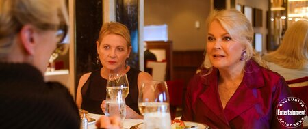 Let Them All Talk: Meryl Streep, Candice Bergen, Dianne Wiest on new movie  | EW.com