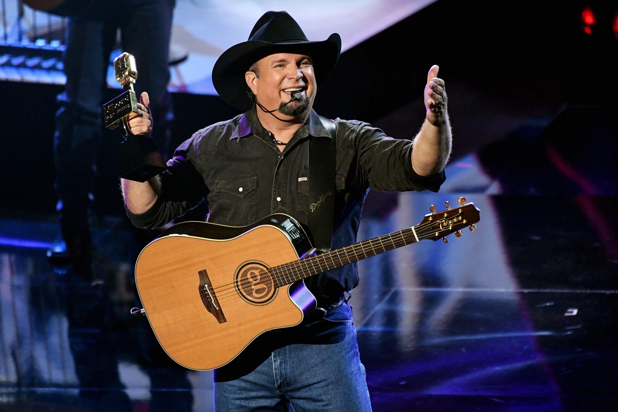 2020 Billboard Music Awards Garth Brooks