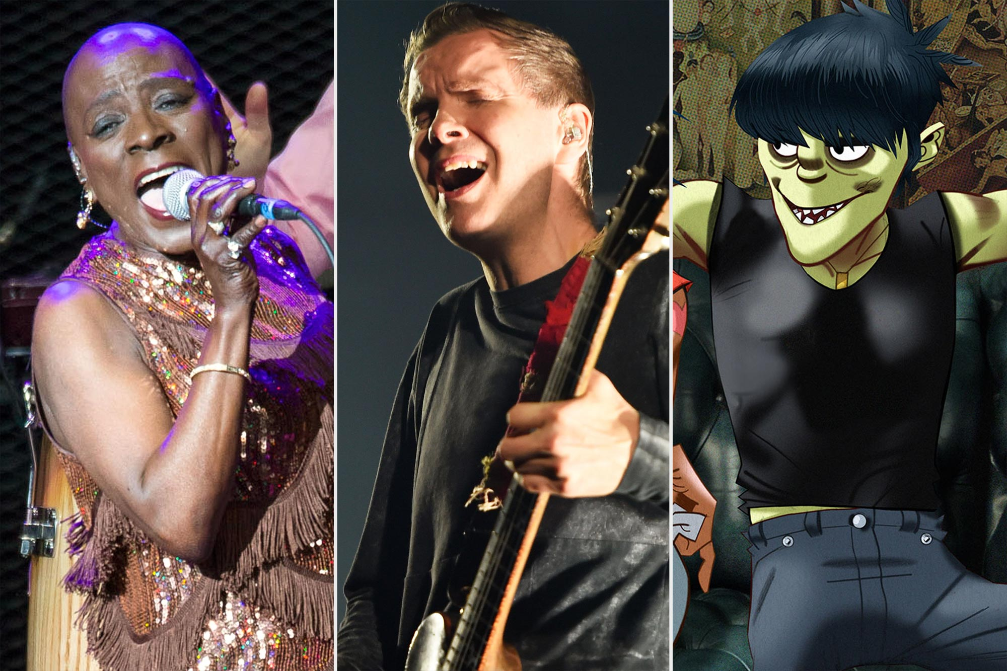 Sharon-Jones; Jonsi; Murdoc